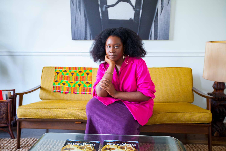HuffPost Senior Culture Writer Zeba Blay's Afro-Boho Home
