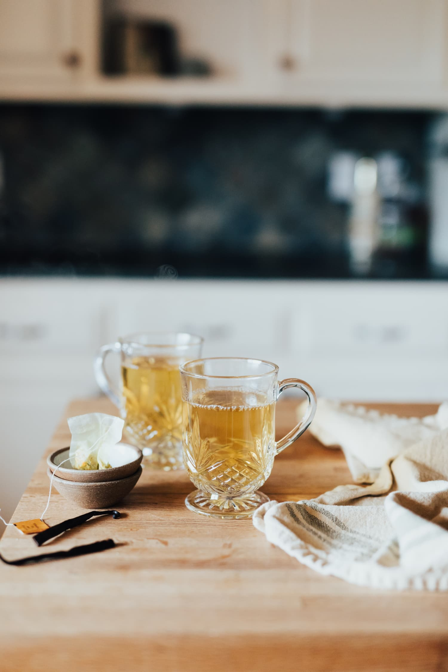 Stop Throwing Out Your Used Tea Bags