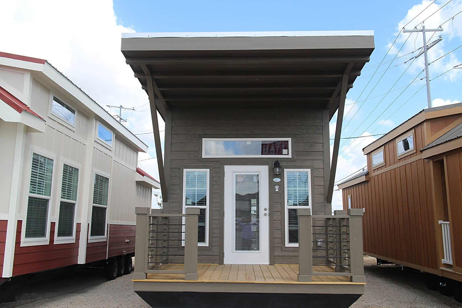 You Can Buy This Gorgeous 399 Sq. Foot Tiny Home on Amazon
