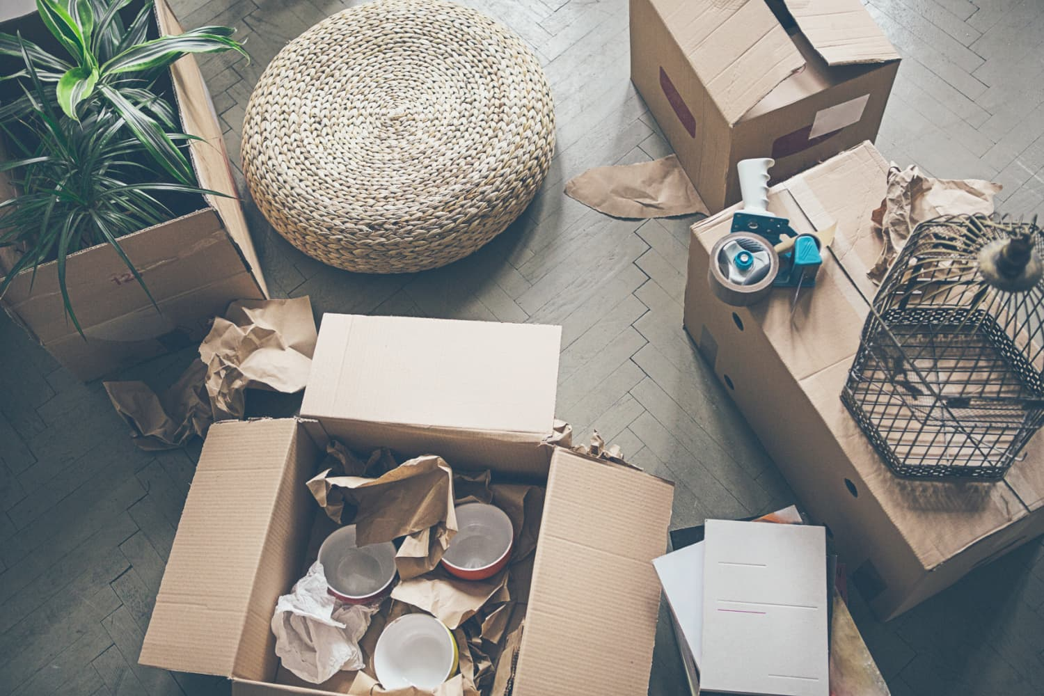 7 Decluttering Habits to Steal from People Who Are Moving