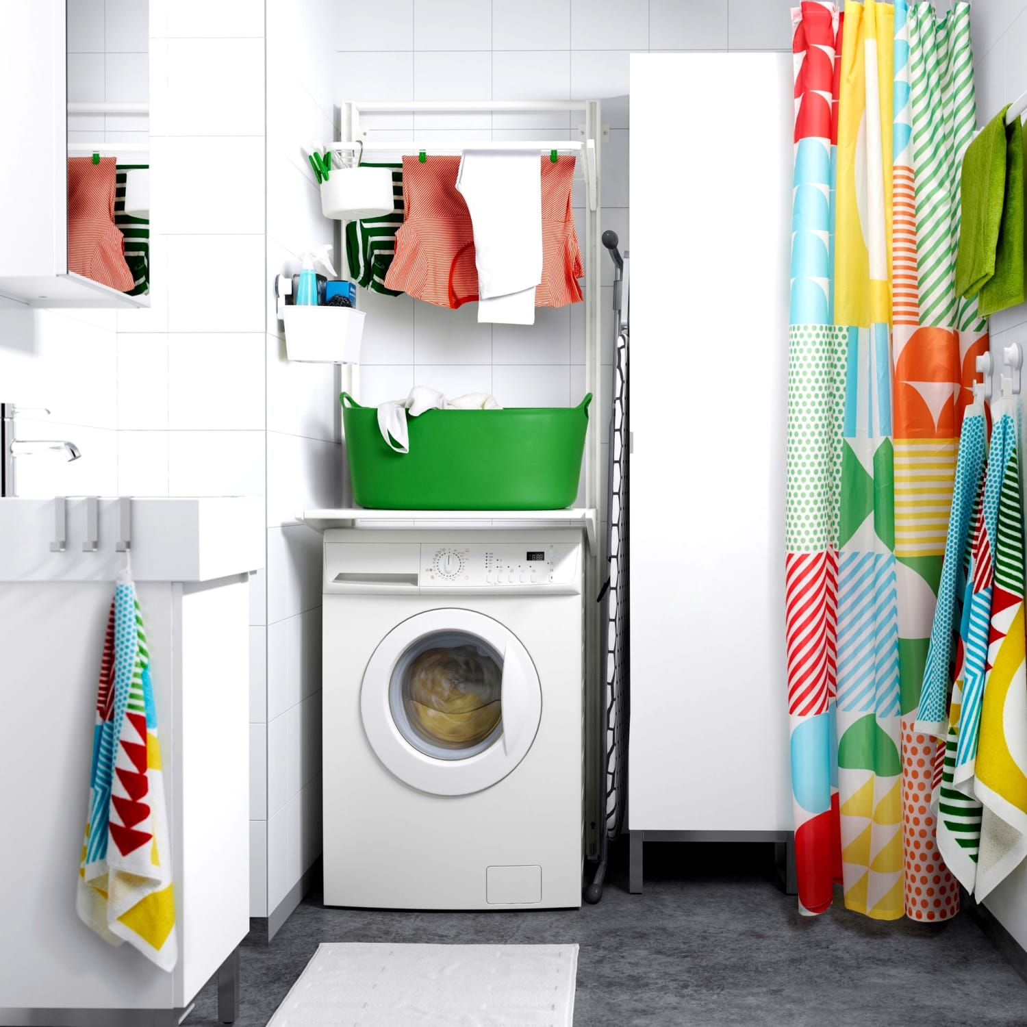 7 Smart Laundry-Organizing Ideas to Steal from IKEA