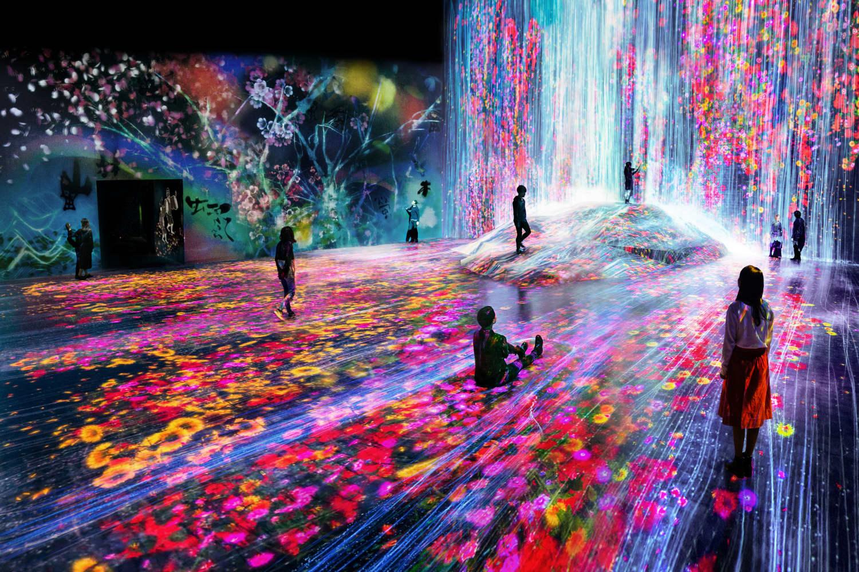 This Digital Museum in Tokyo Is Instagram Heaven