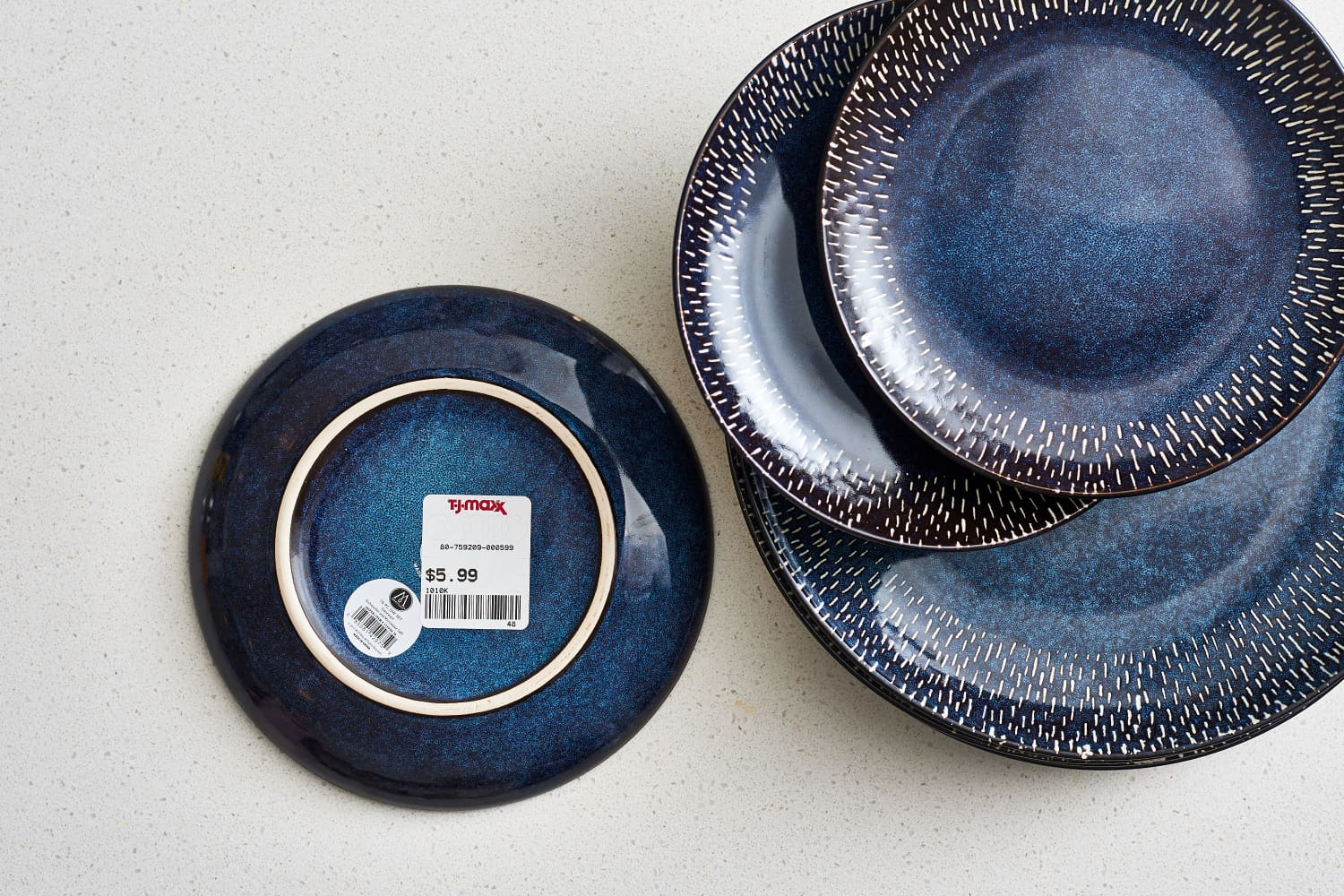This $7 Yellow Stuff Is the Best Way to Get Stubborn Stickers Off New Dishes