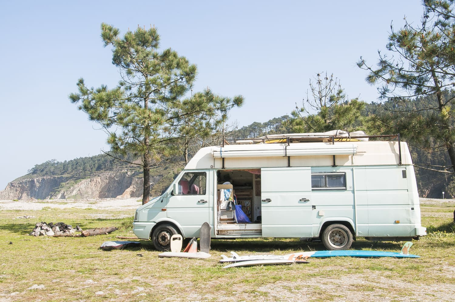 9 Camper Van Instagrams That Will Make You Want to Hit the Road Permanently