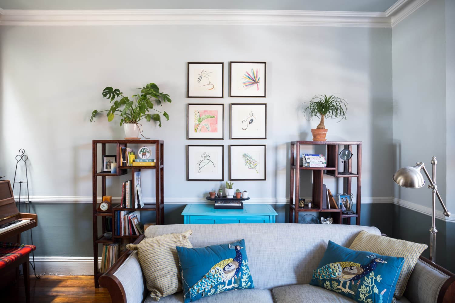 Are Gallery Grids the New Gallery Walls?