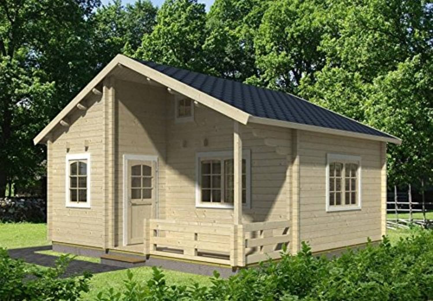 These Tiny House Kits on Amazon Start at Only $4,690