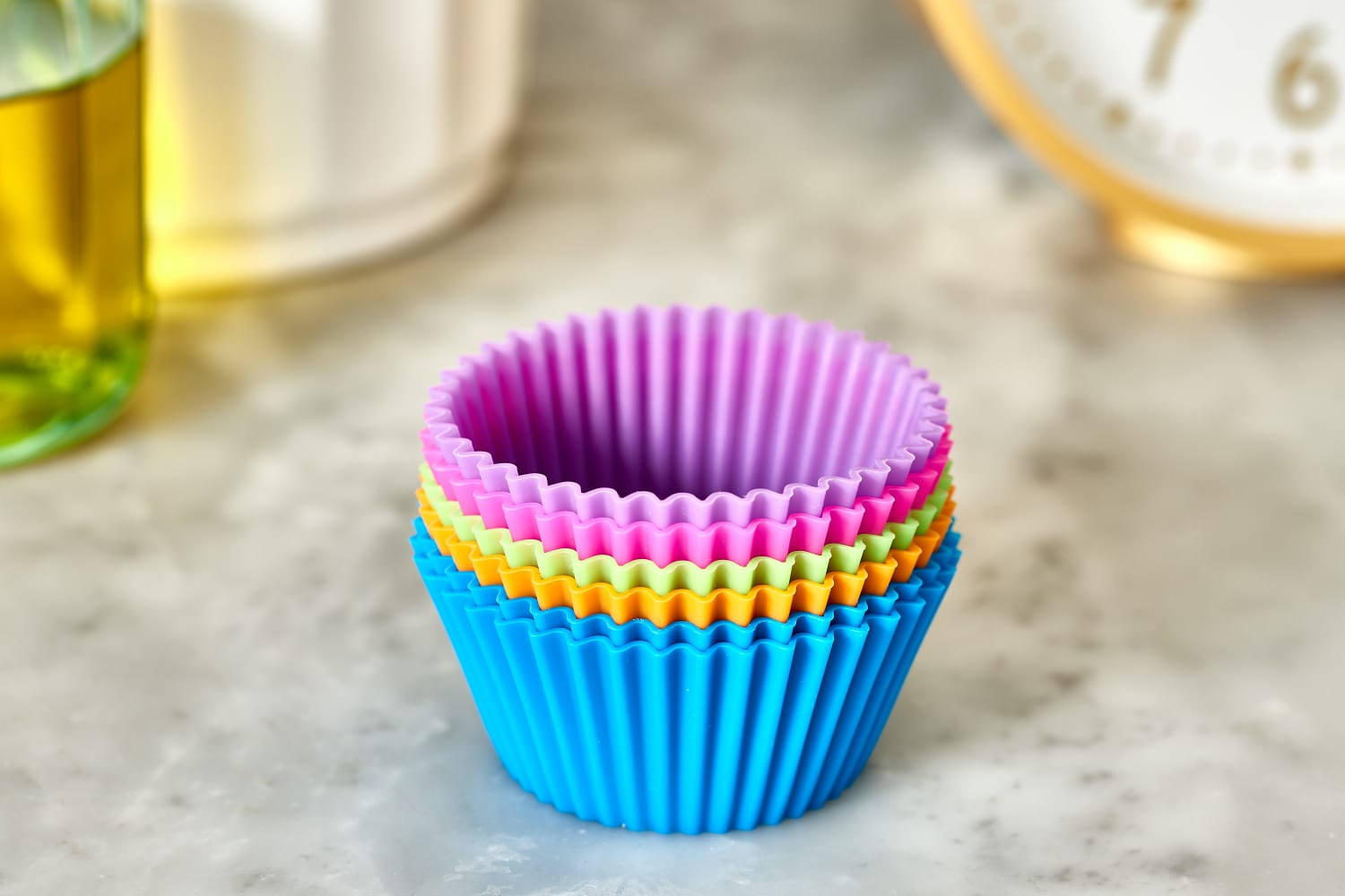 11 Surprising Ways to Stay Clean and Organized with Silicone Cupcake Liners