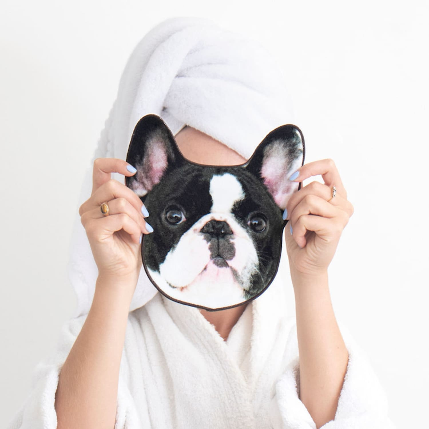 Here's How to Look Like Your Pet (& Wash Your Face Too)