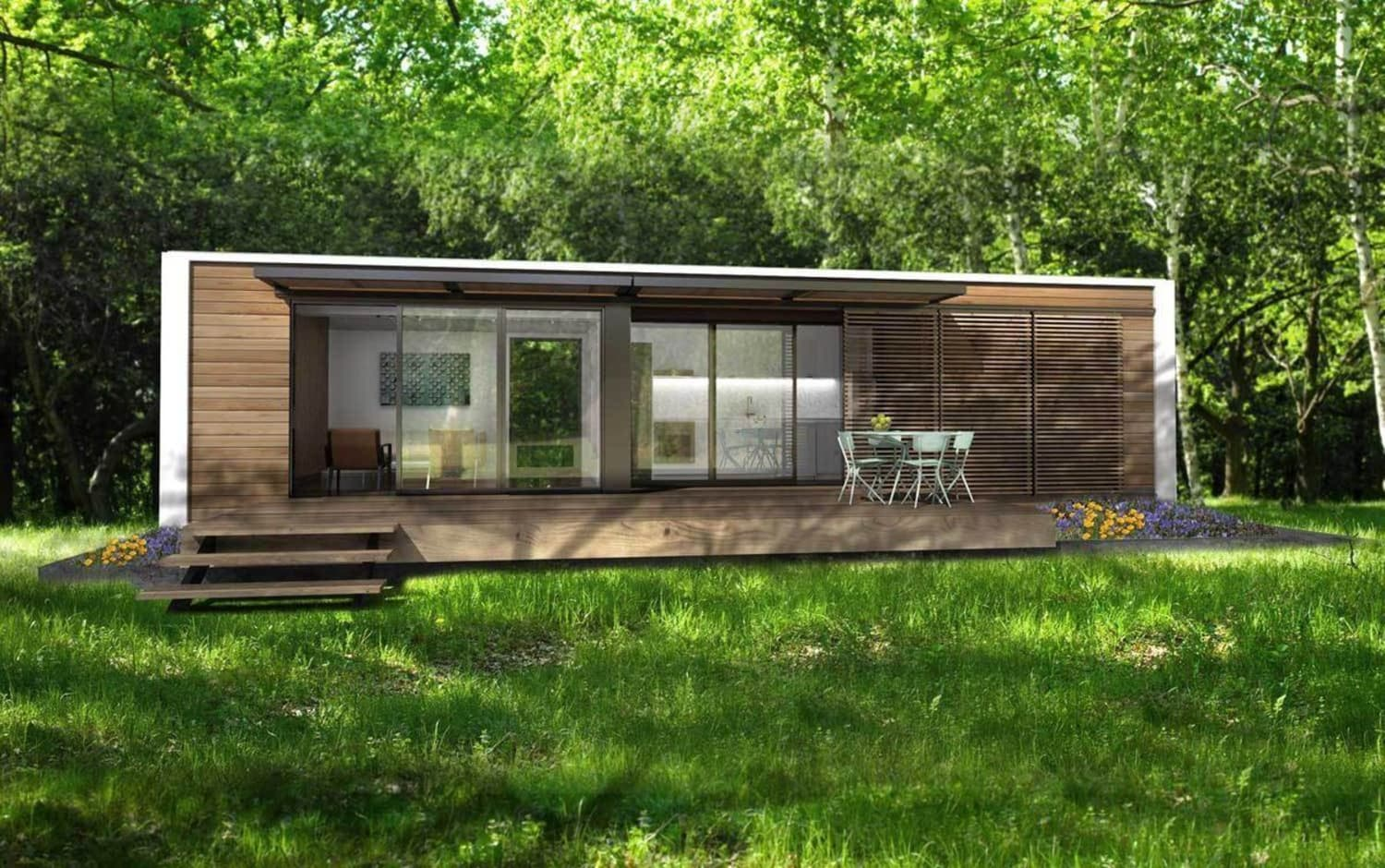6 Shipping Container Homes on eBay, Starting at $16K