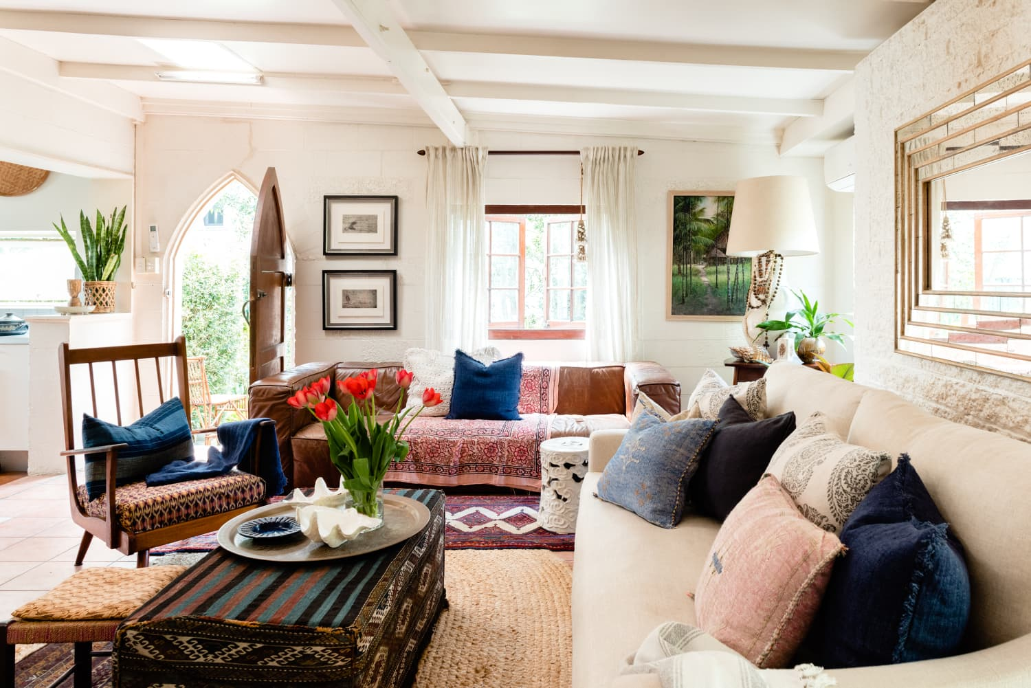 It's Hard to Pick a Fave Room in This Interior Designer's Cozy Australian Home
