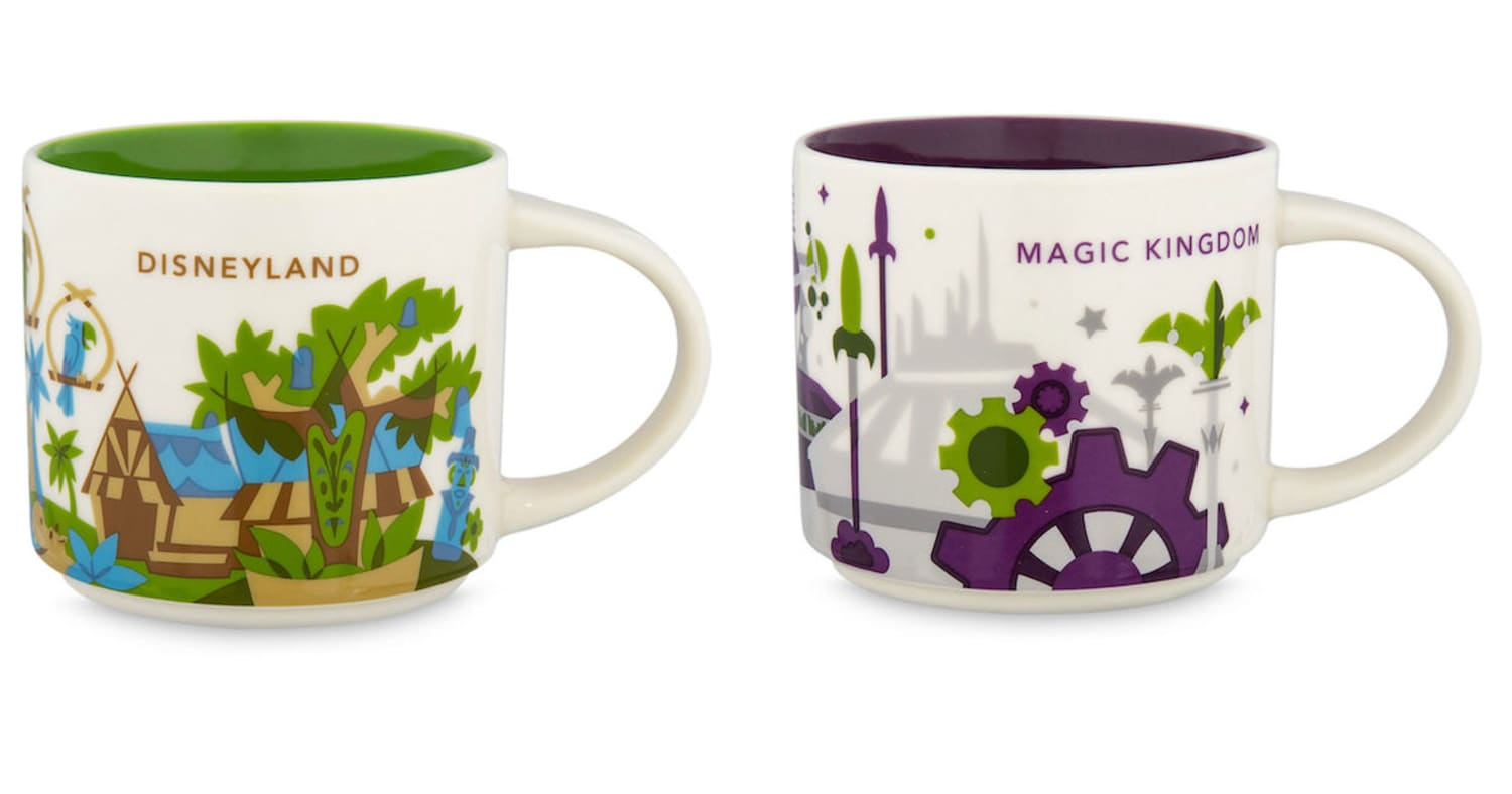 You Can Now Buy Disney World's Famous Starbucks Mugs Online