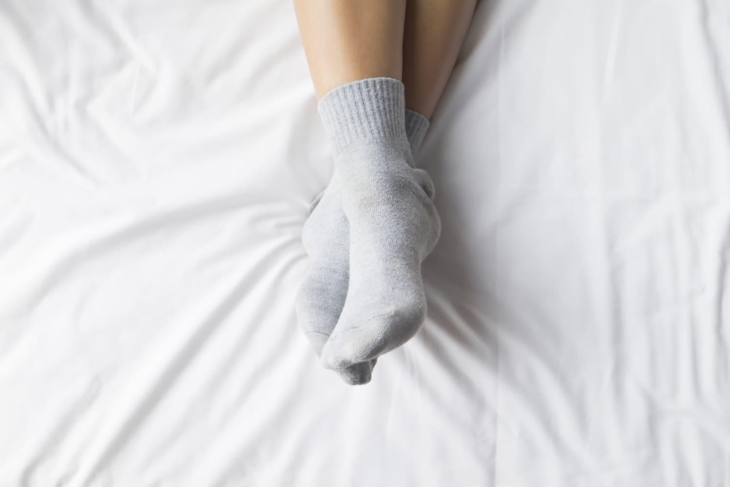 The Science Behind Sleeping with Socks On
