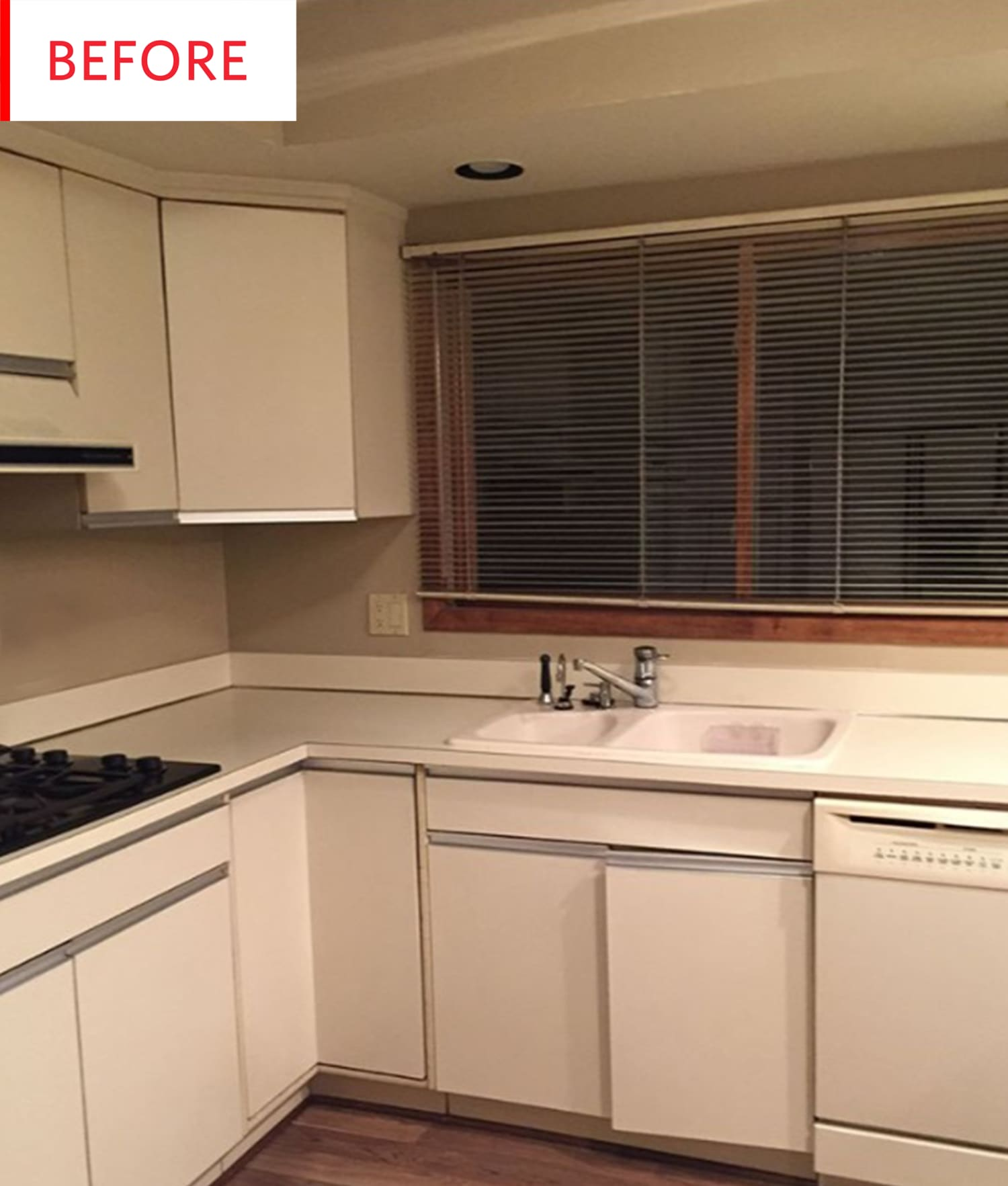 Before and After: IKEA Brings Some Drama to This Newly Remodeled Kitchen