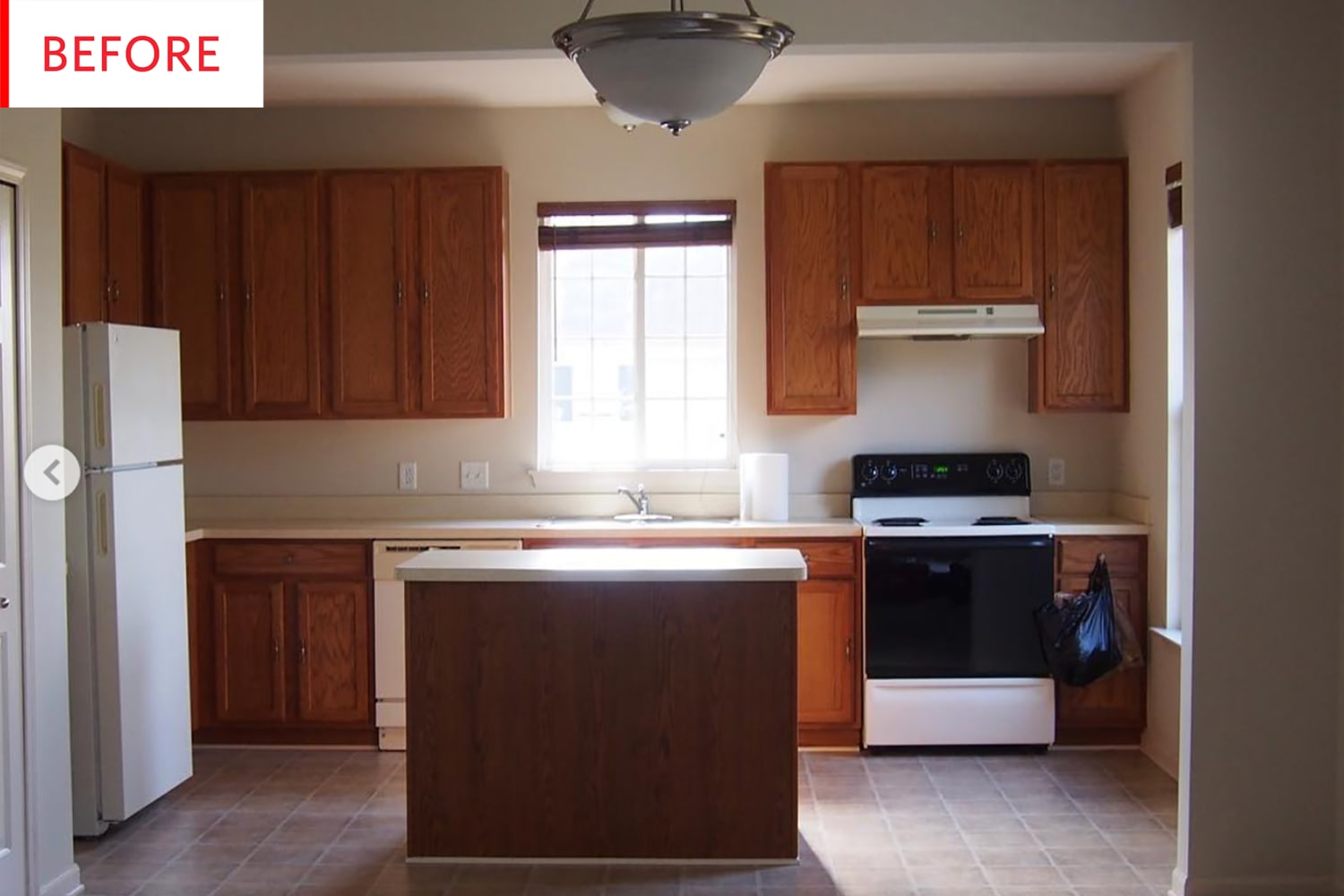 Before and After: This Kitchen Flips the Script on Beige and Boring