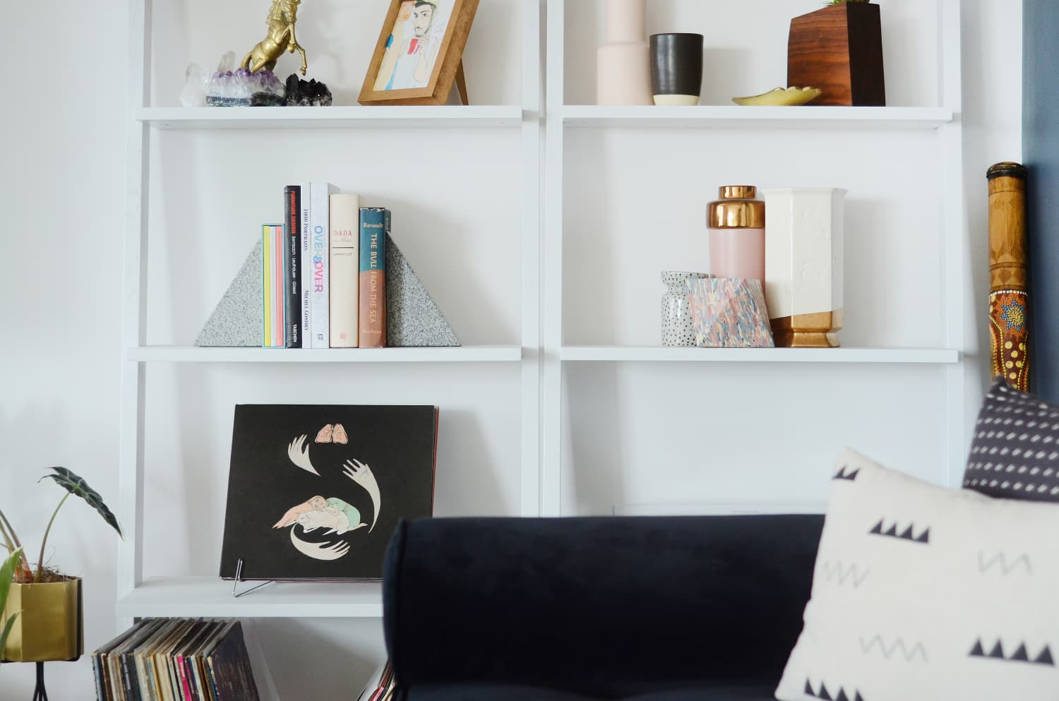 The Laziest Way to Dust Around Your Decor (Without Moving All Your Knick-Knacks)