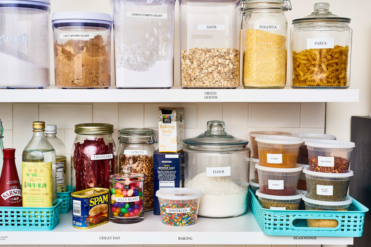 9 Things You Can Label to Make Life Easier and Stay Organized Forever