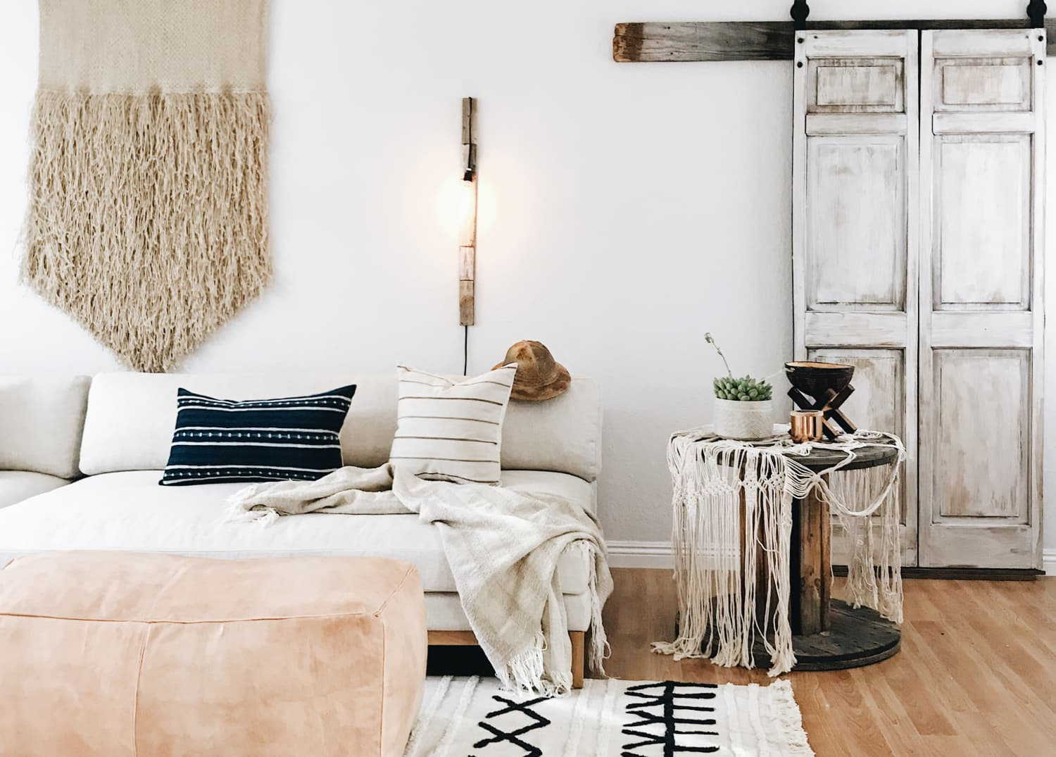A Rustic California Home Is Filled with Rescued and Reclaimed Decor
