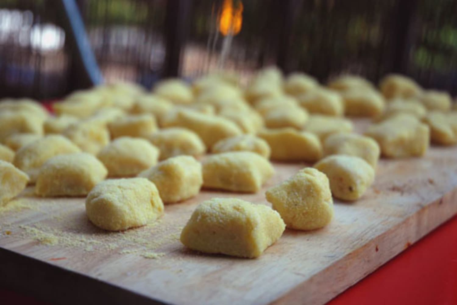 Weekend Project: Make Gnocchi