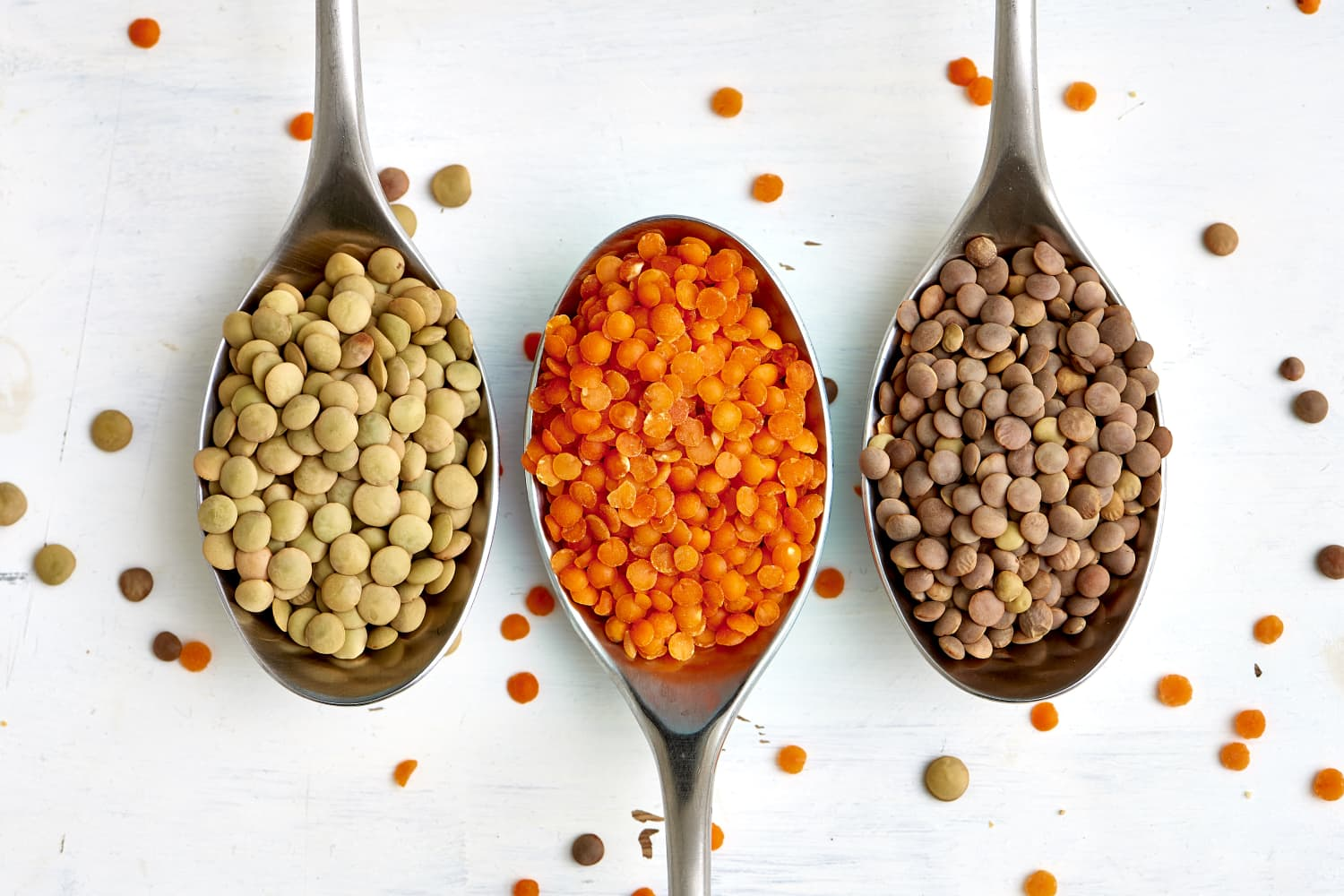 What's the Difference Between Brown, Green, and Red Lentils?