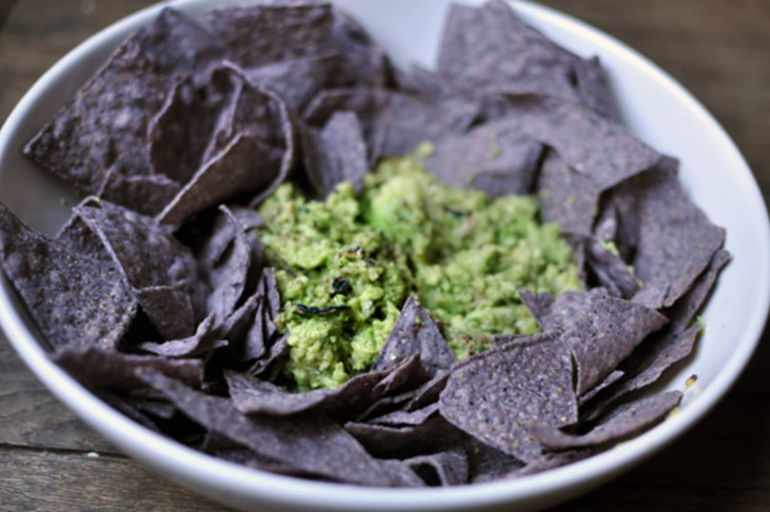 Your Grill Is the Secret to the Best-Ever Guacamole