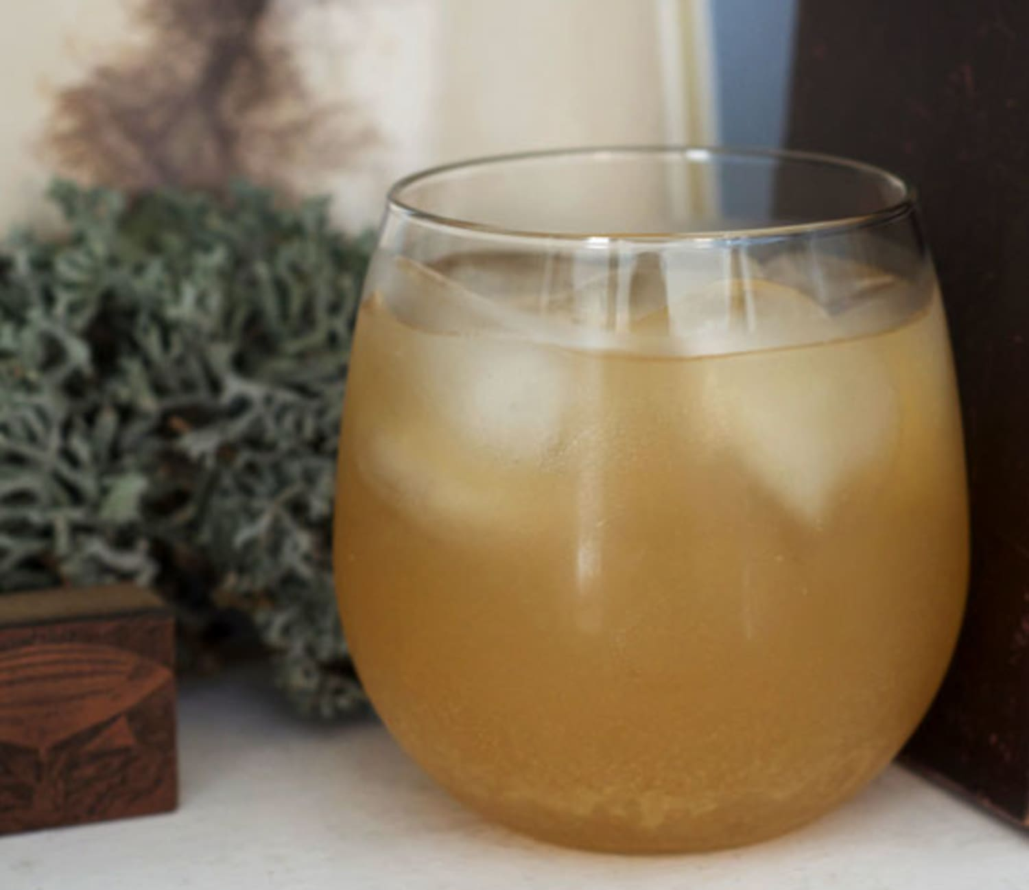 This Ginger Switchel Is a Go-To