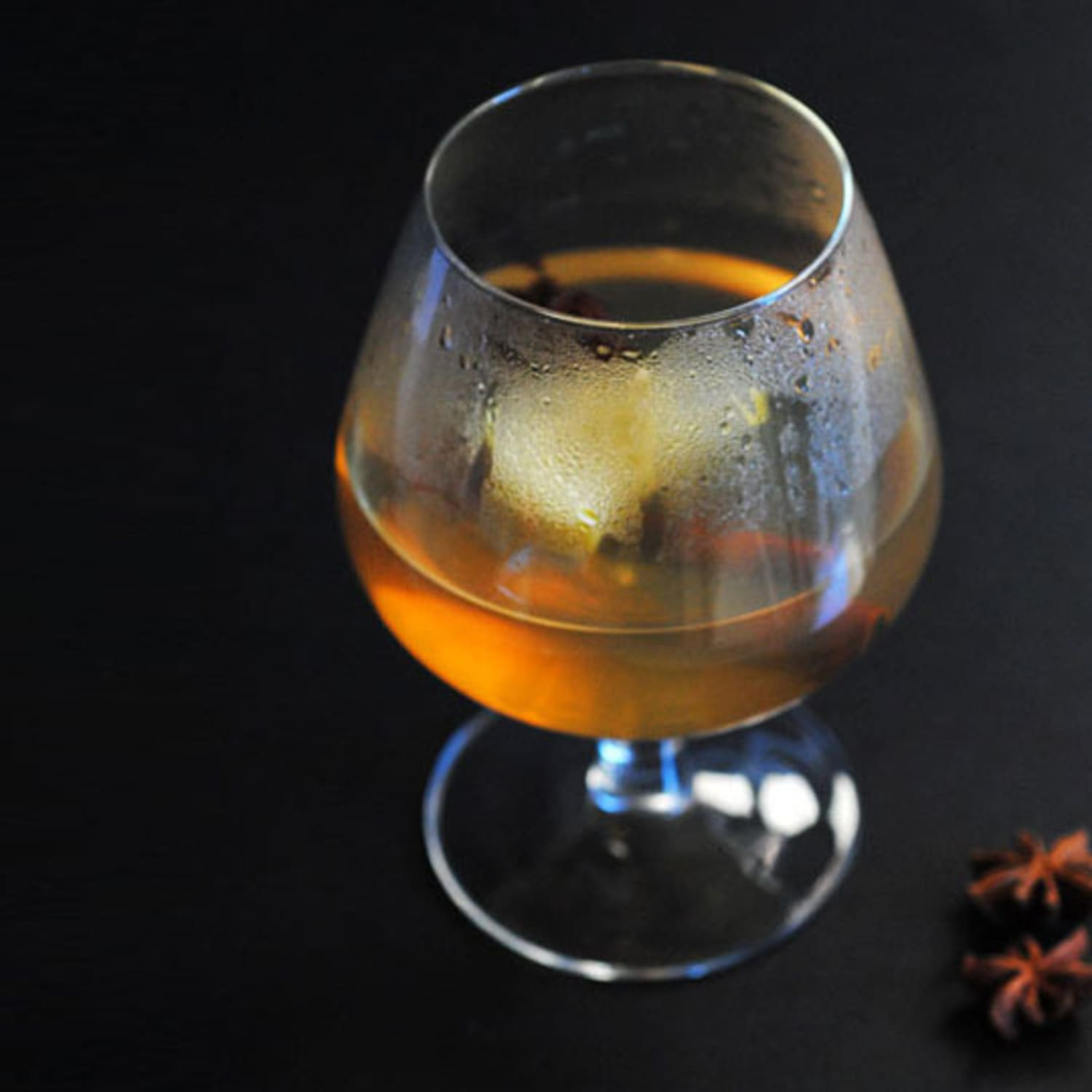 Seven Days, Seven Hot Toddies: Part 1