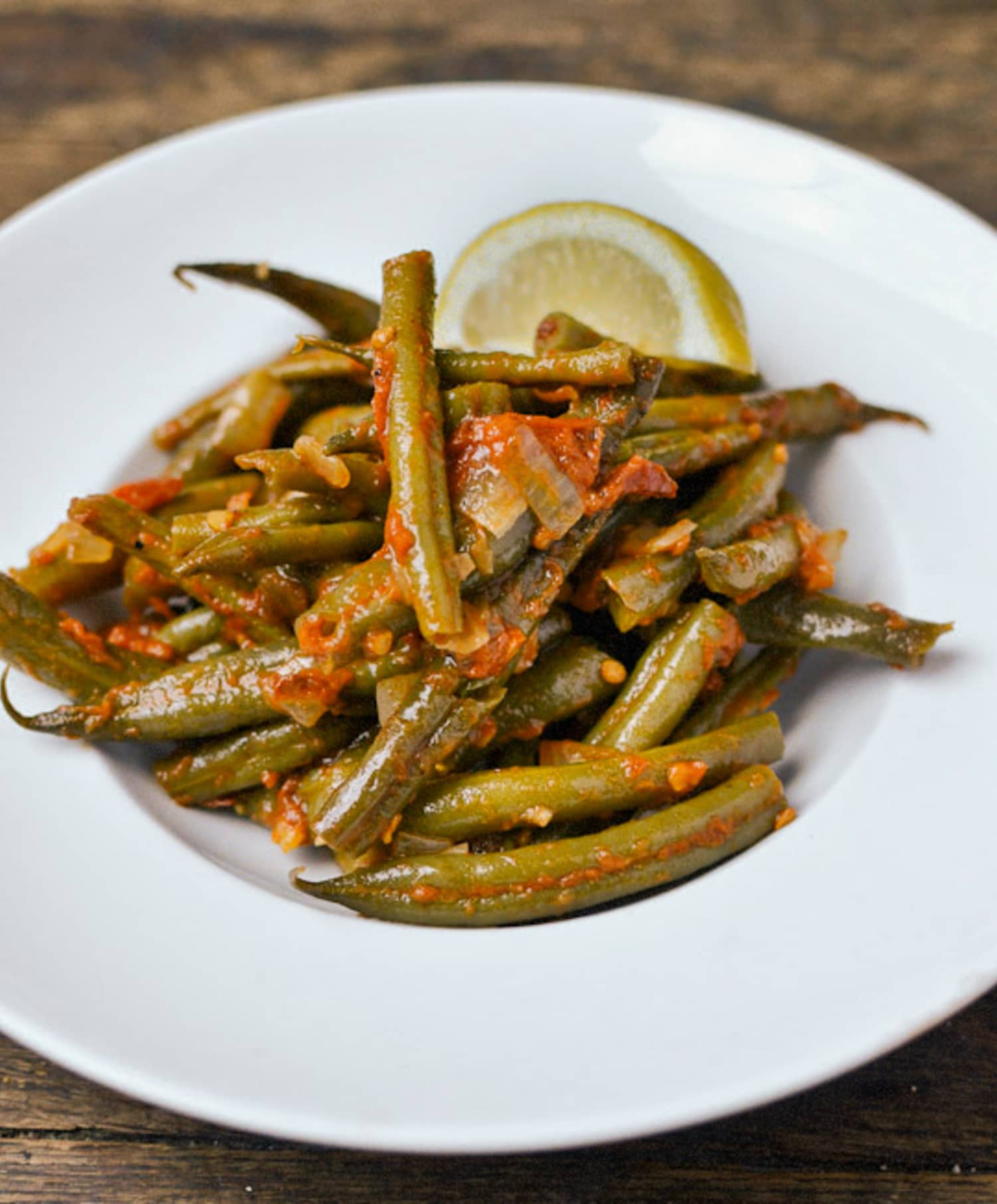 Recipe: Greek-Style Braised Green Beans