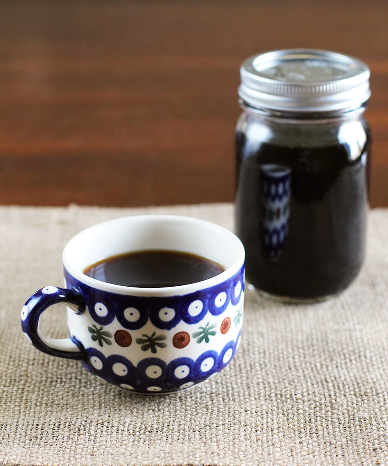 How To Make Coffee Concentrate to Serve Hot Coffee to a Crowd