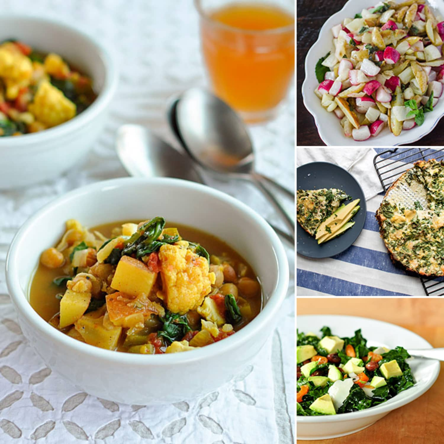 No Leftovers, Please: 5 Dinner Menus for the Week Before a Trip