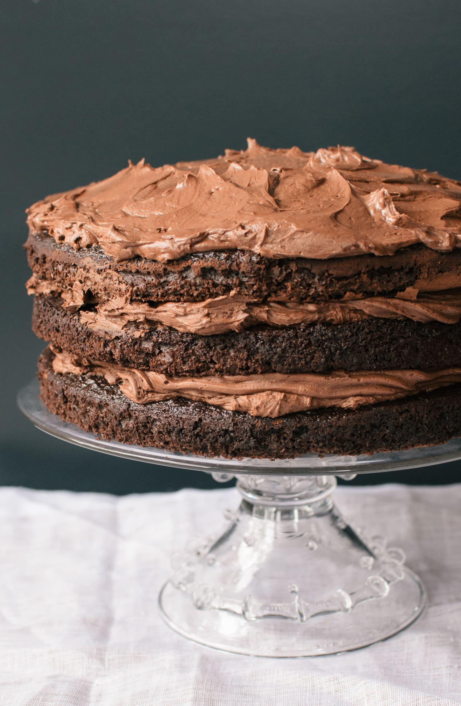 Essential Recipe: Chocolate Layer Cake