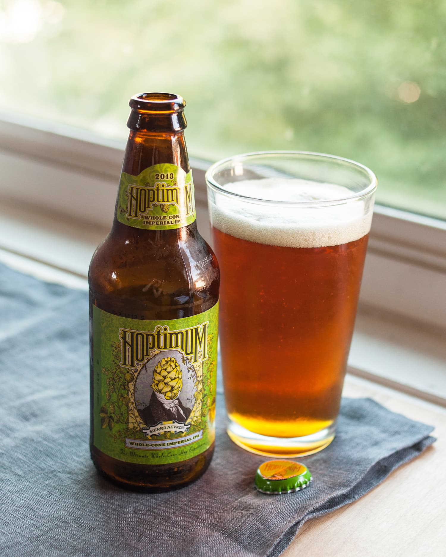 Beer Review: Hoptimum Imperial IPA from Sierra Nevada Brewing Co.