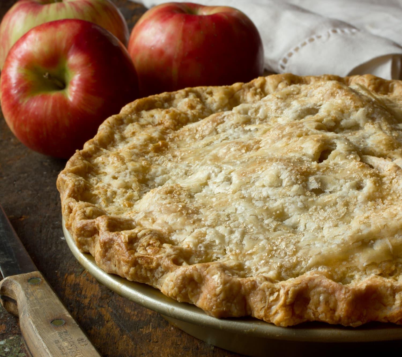 Essential Recipe: Double-Crust Apple Pie