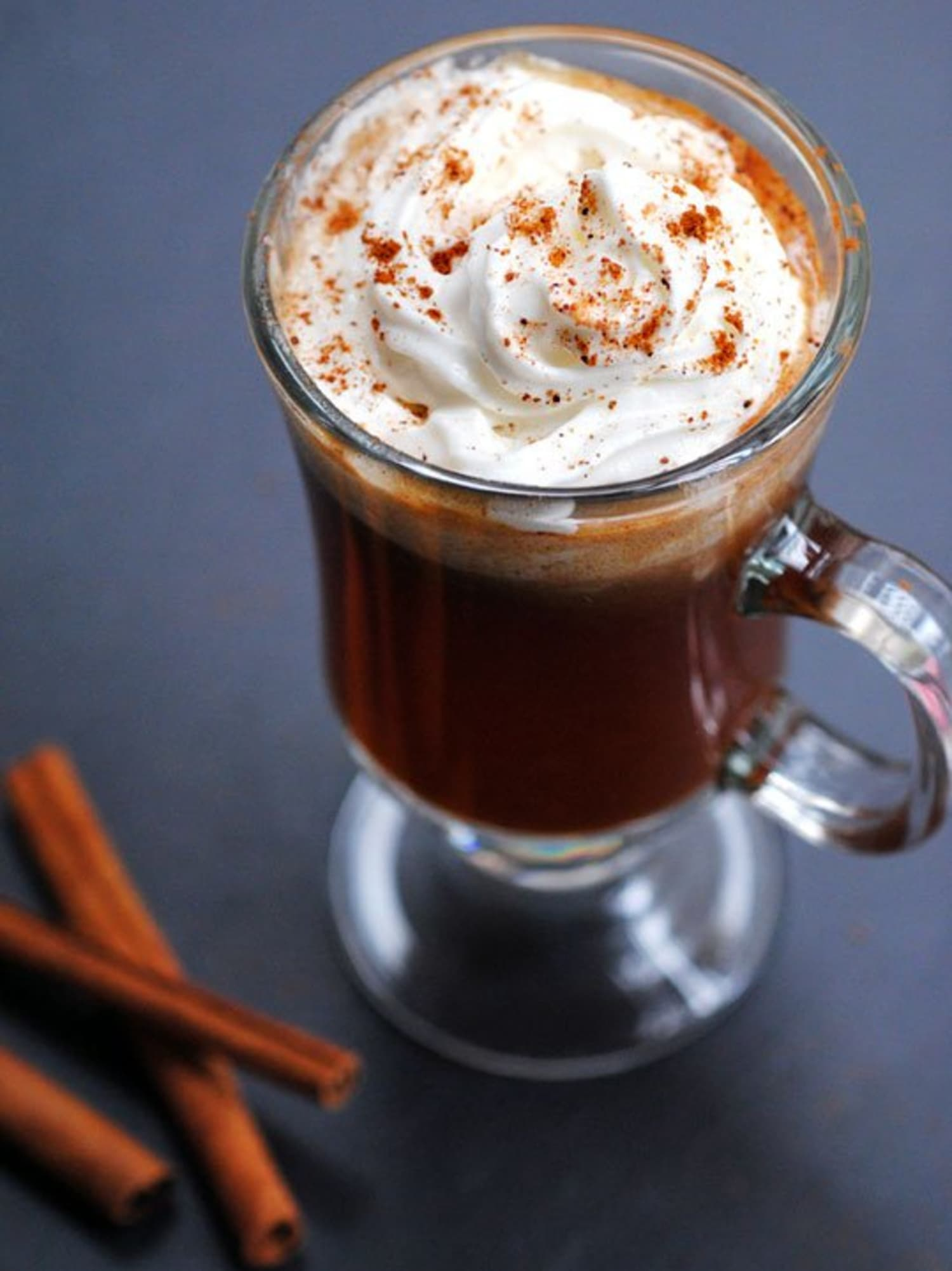 10 Hot & Boozy Drinks to Get Cozy With This Winter