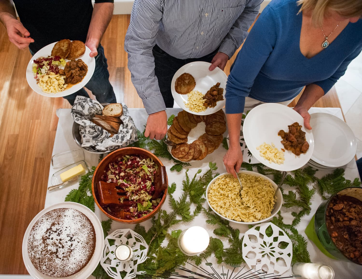 5 Tips for Setting Up a Better Holiday Buffet