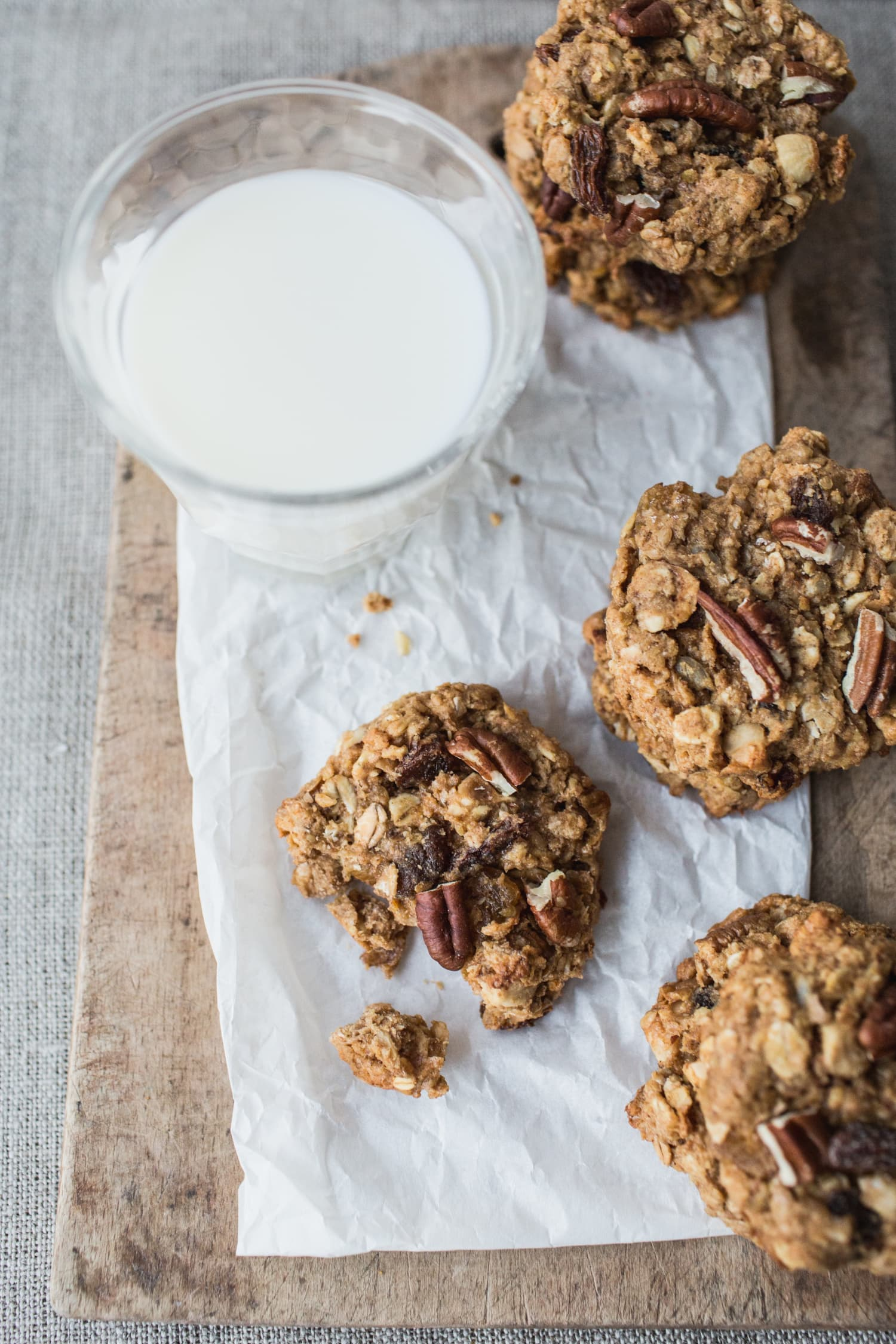 Muesli Cookies Are the Perfect Grab-and-Go Snack