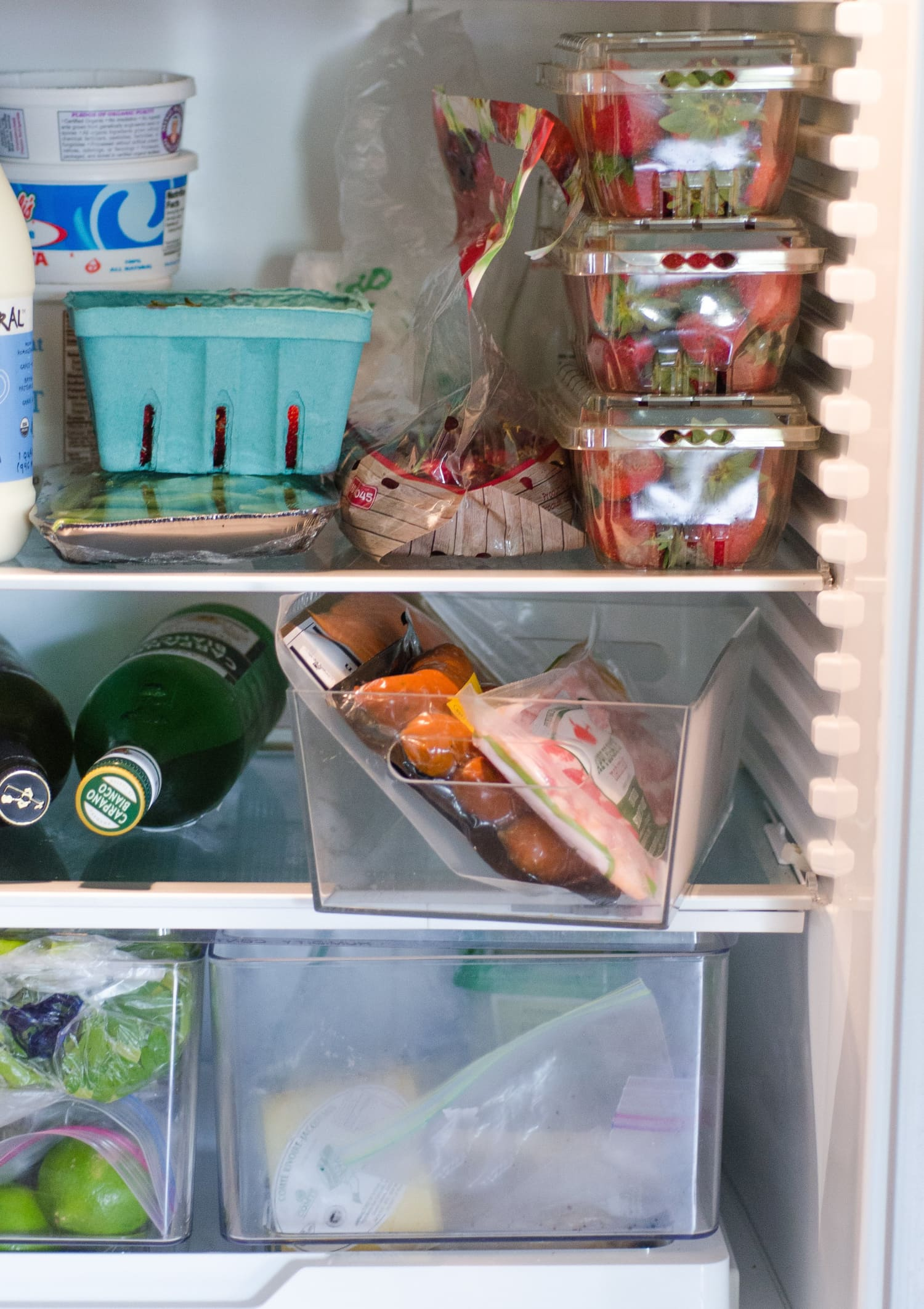 Tip: Put a Separate Bin in Your Refrigerator for Meat