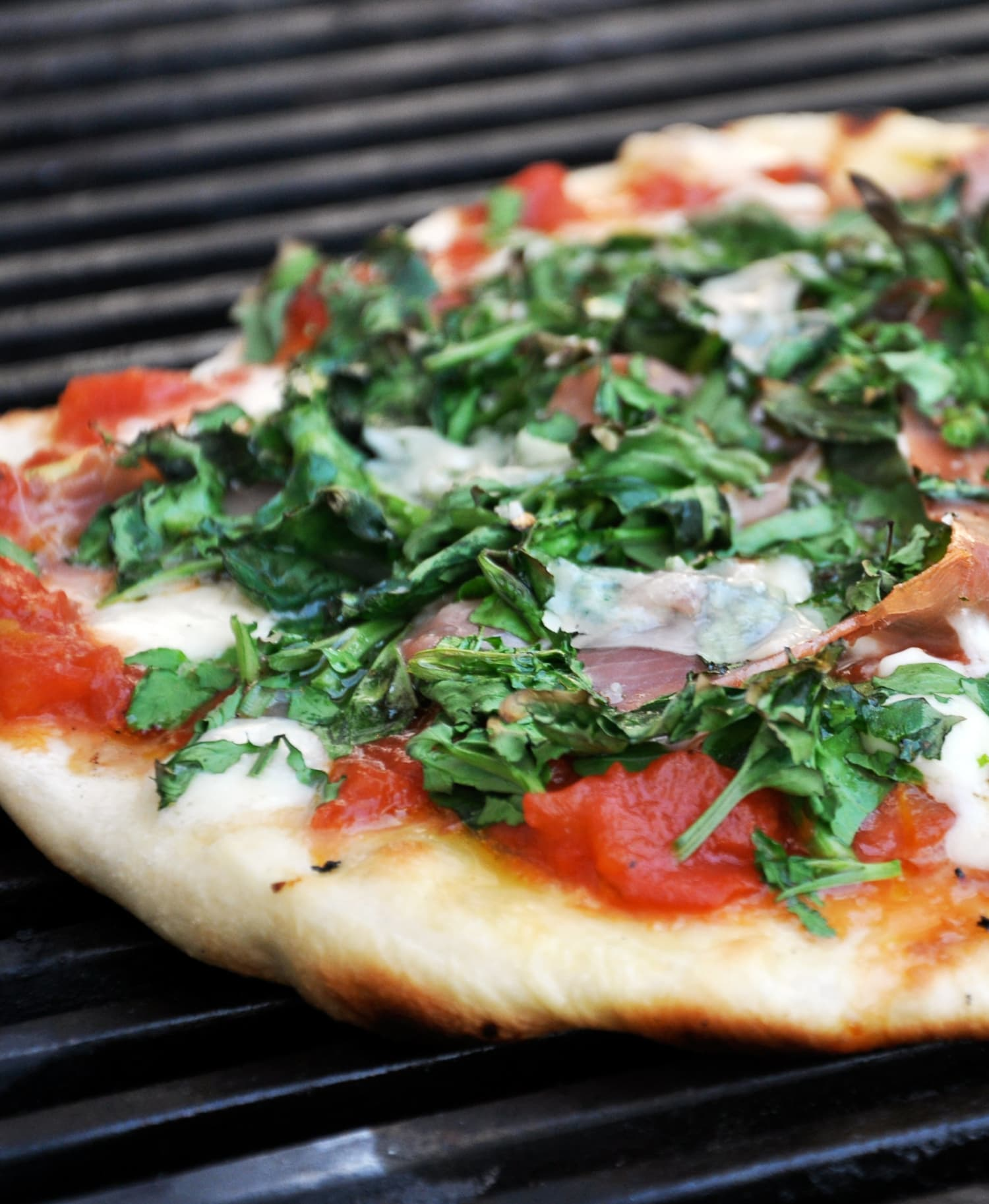 Grilled Pizza Is the Best Pizza. Here's How to Do It.