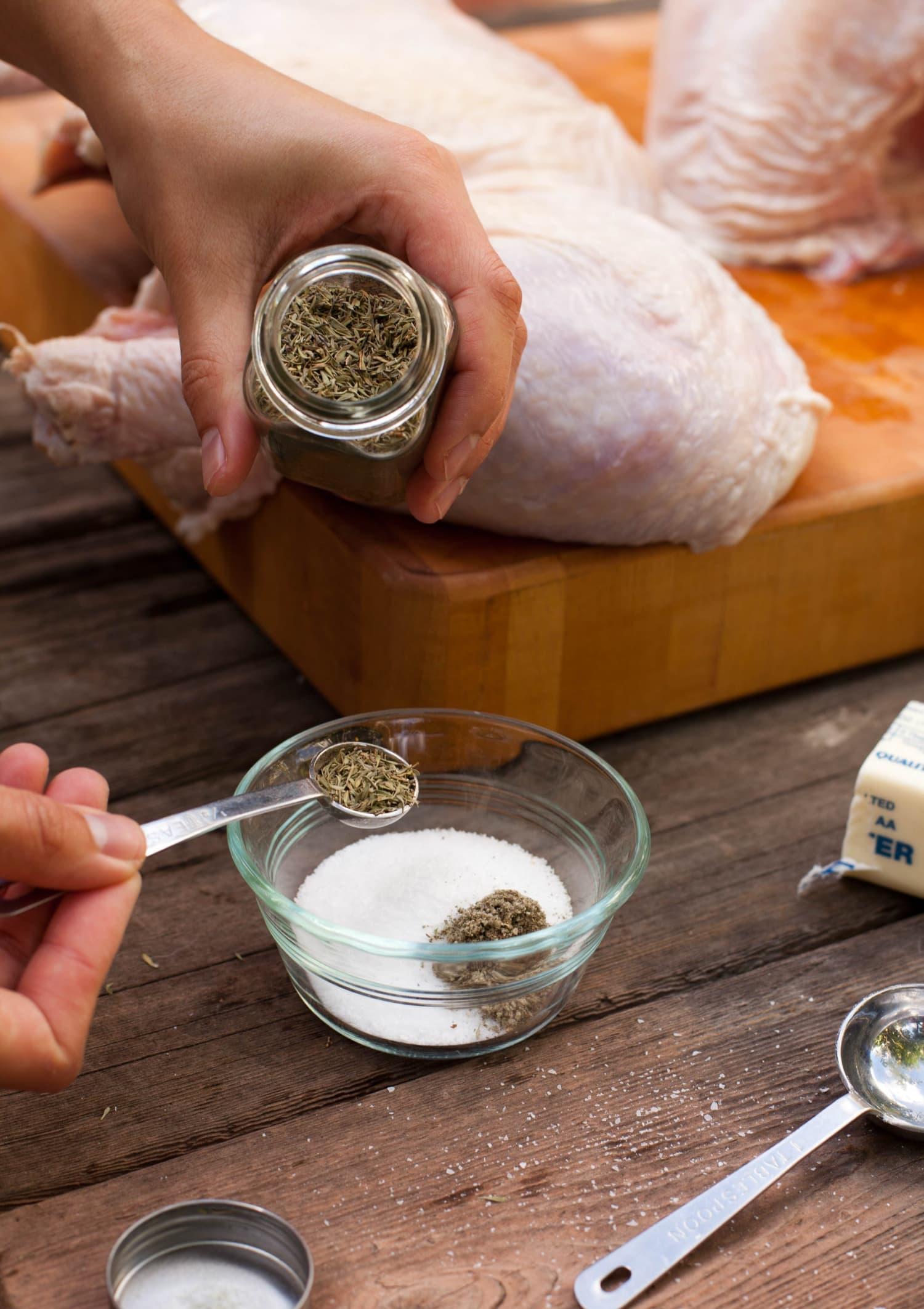 How To Dry-Brine a Turkey