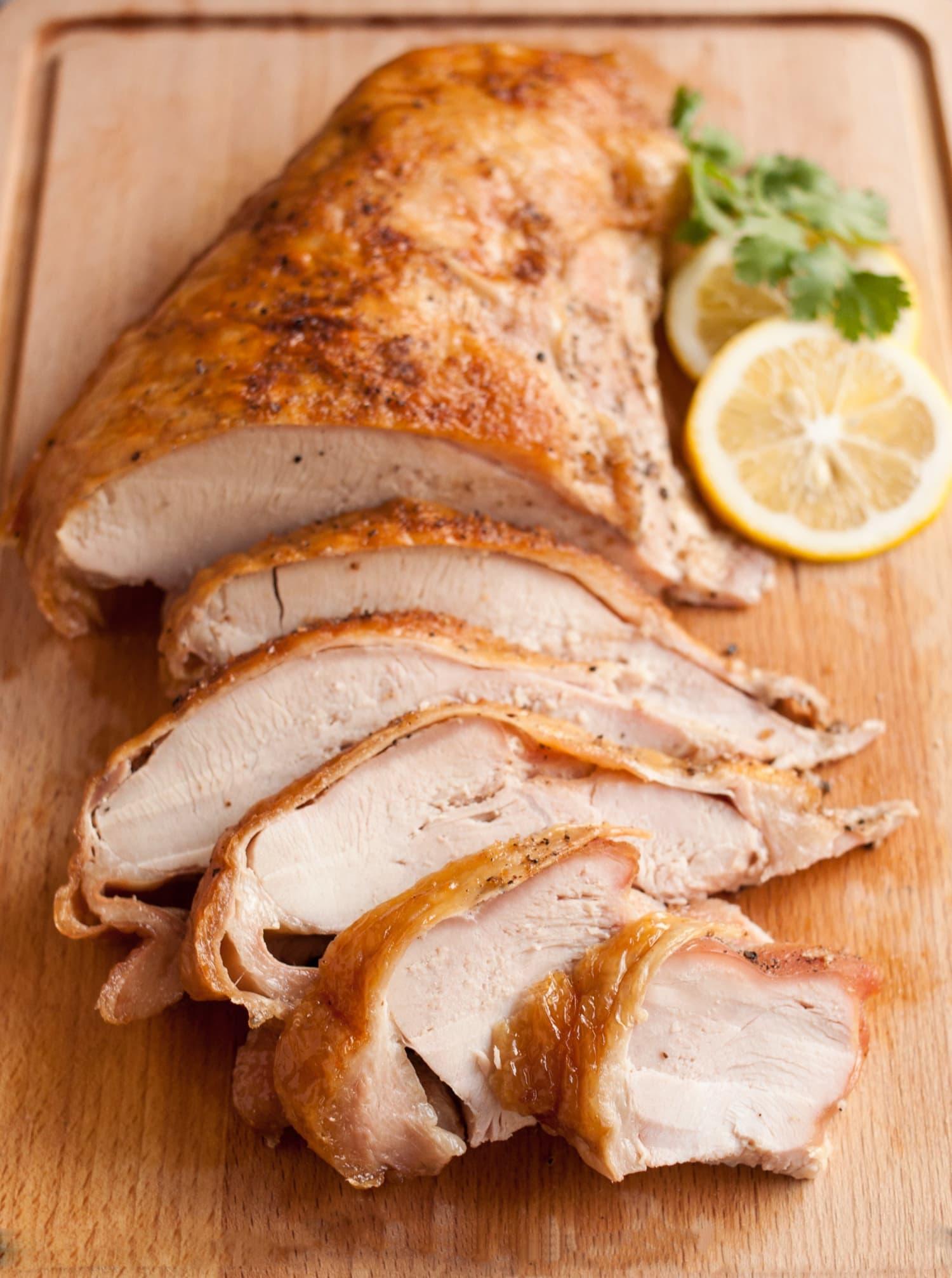 Hosting a Smaller Thanksgiving? Consider Roasting a Turkey Breast