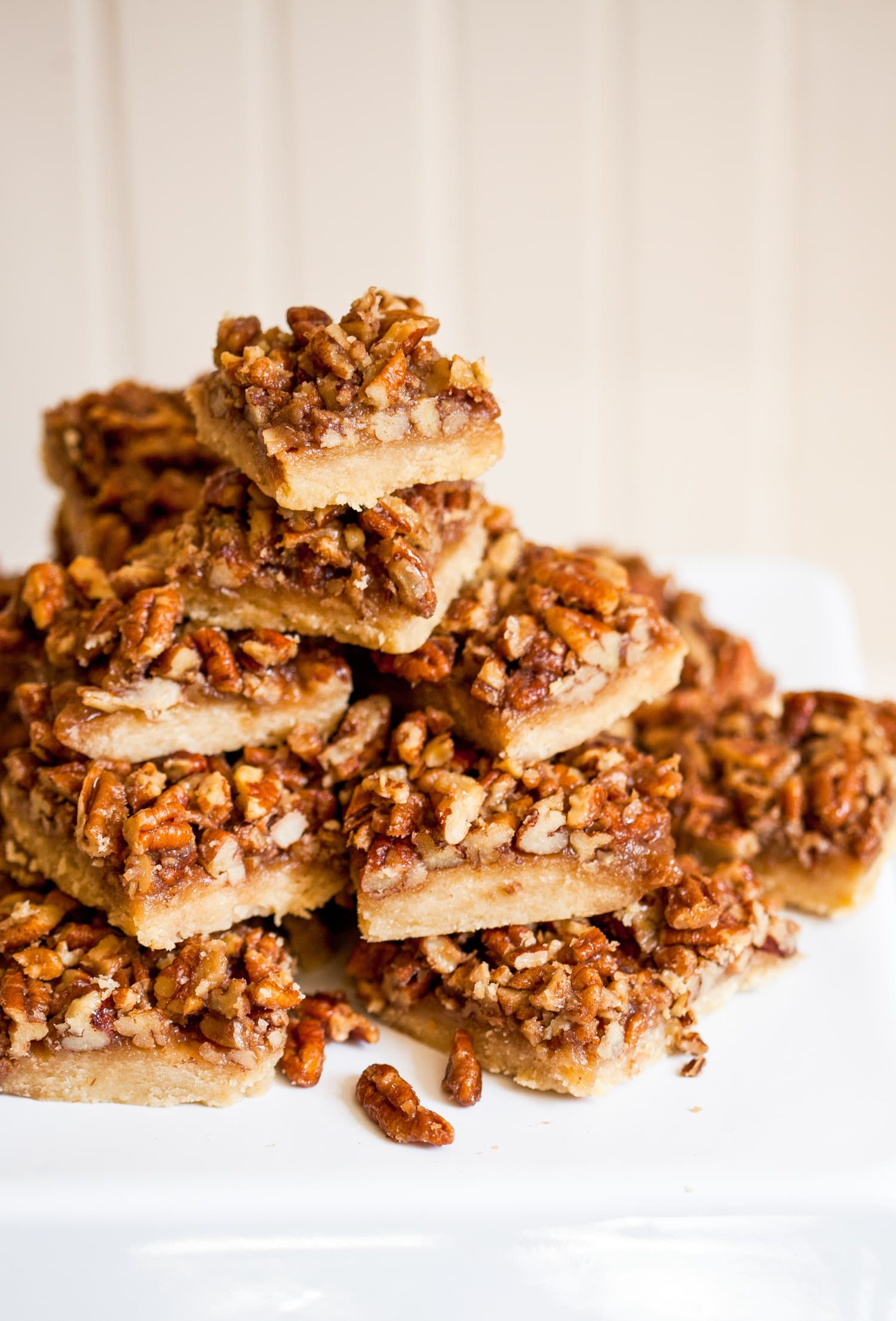 Recipe: Maple Pecan Pie Bars