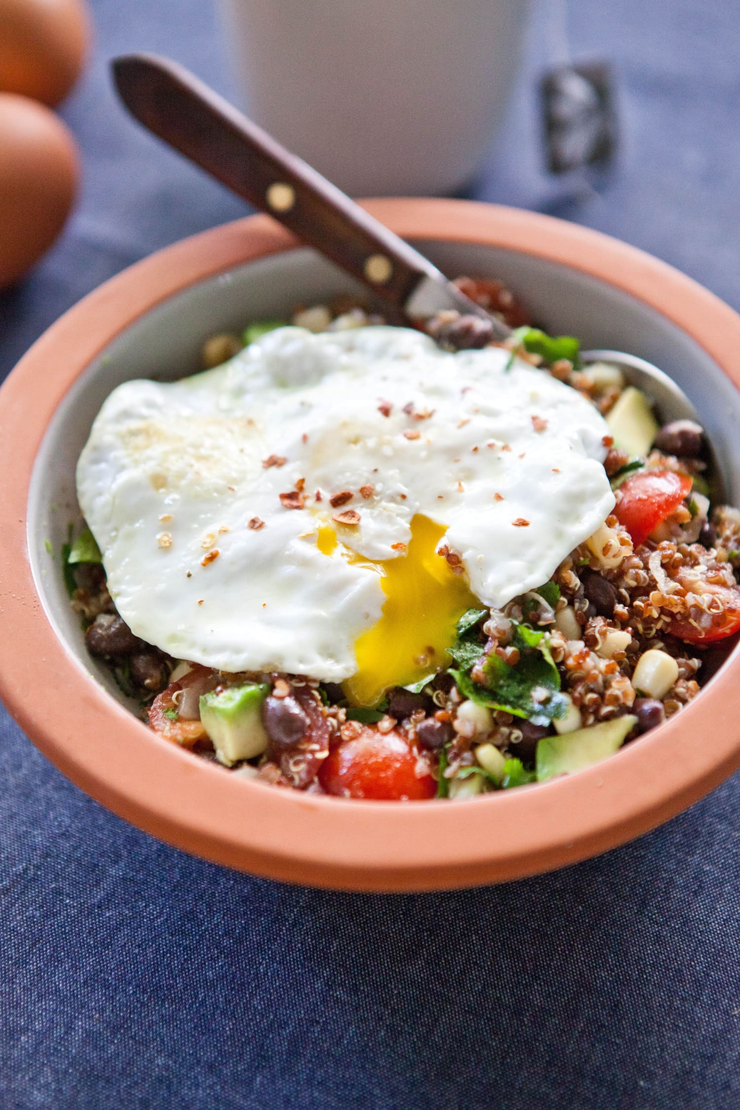 Recipe: Southwest Quinoa Breakfast Bowl