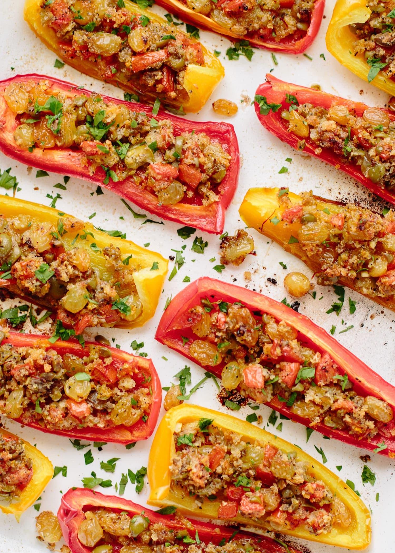 Recipe: Ina Garten's Spanish Tapas Peppers