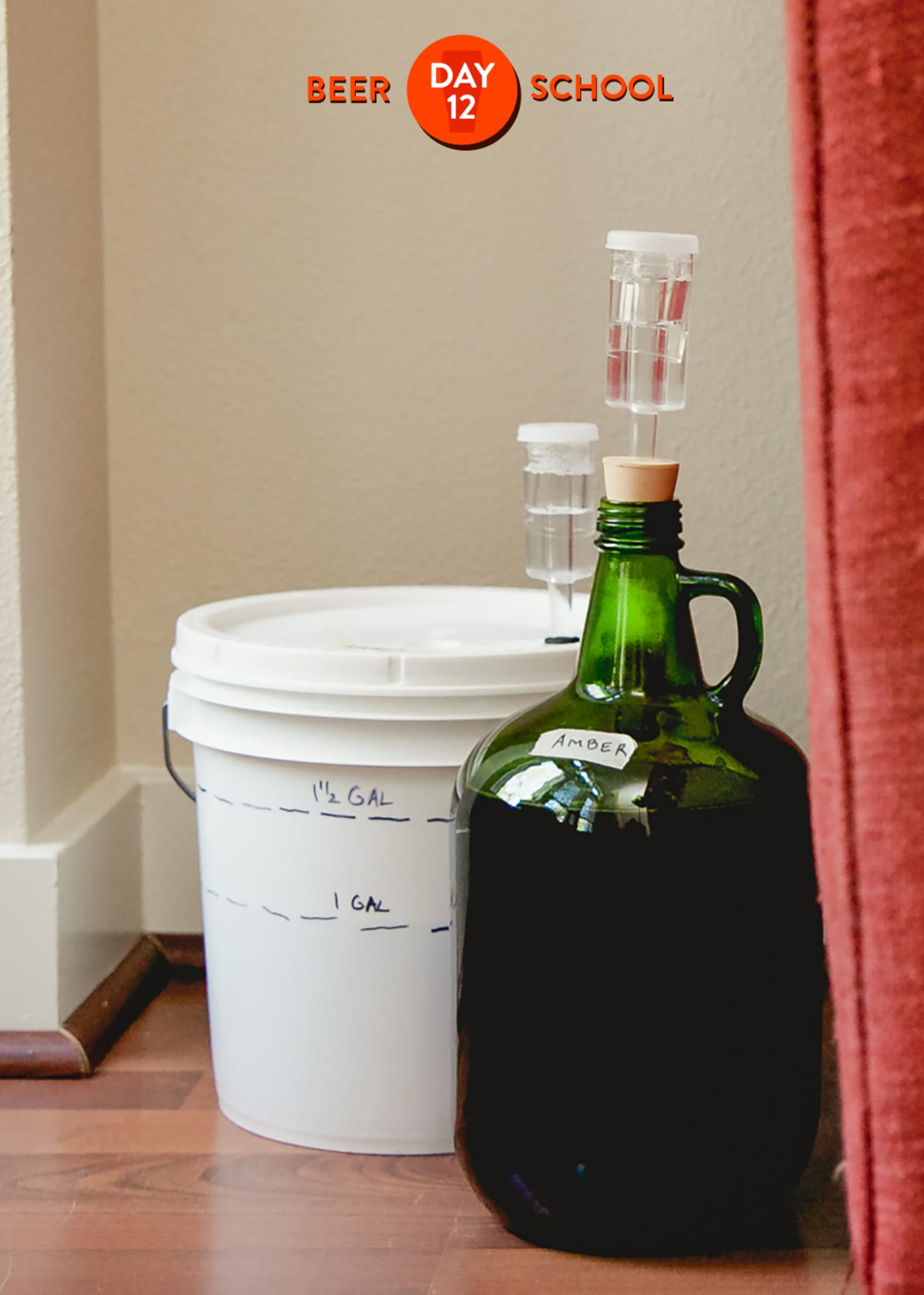 Where to Store Your Homebrew While It's Fermenting