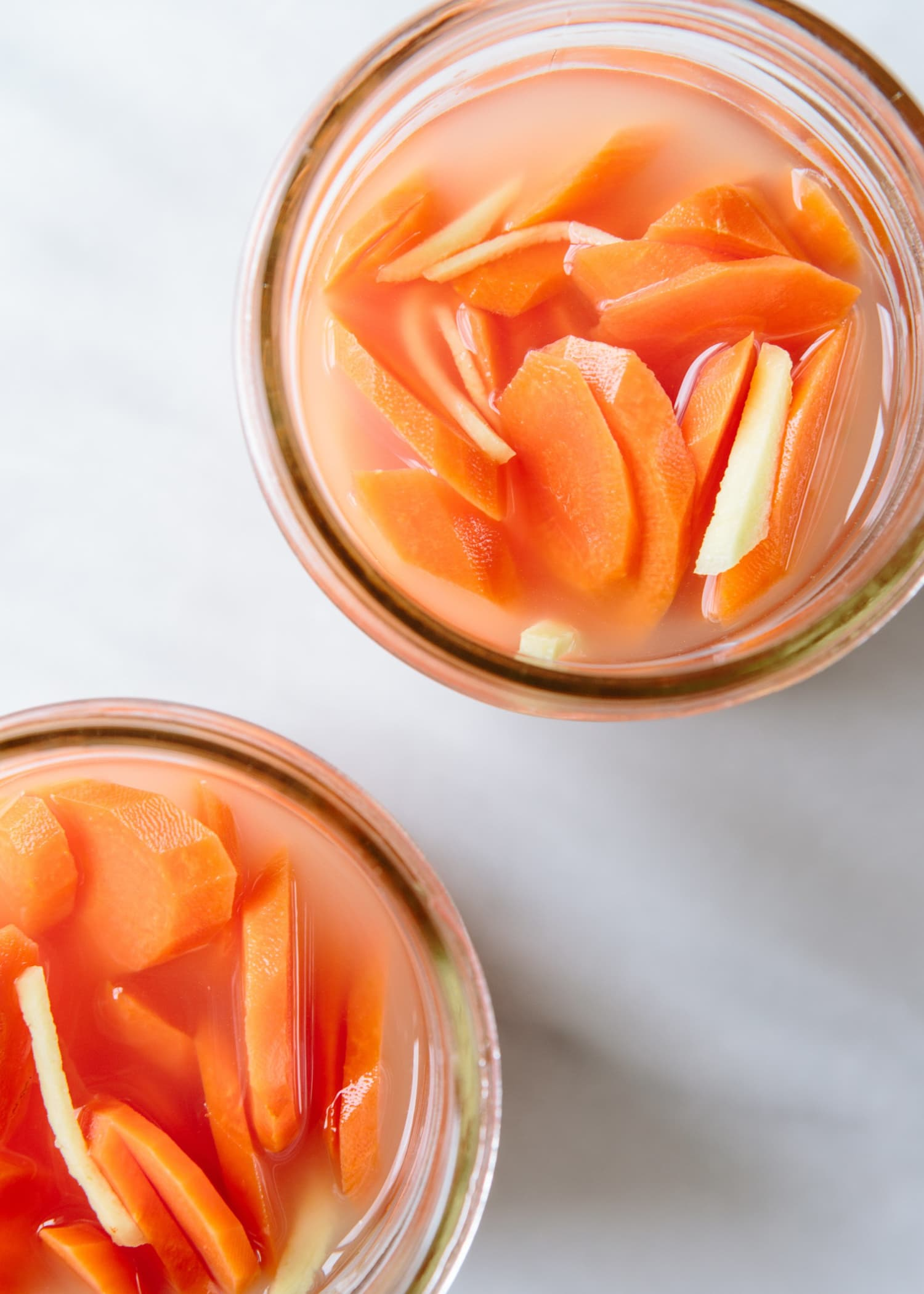 Recipe: Hugh Acheson's Fermented Carrots with Galangal and Lime