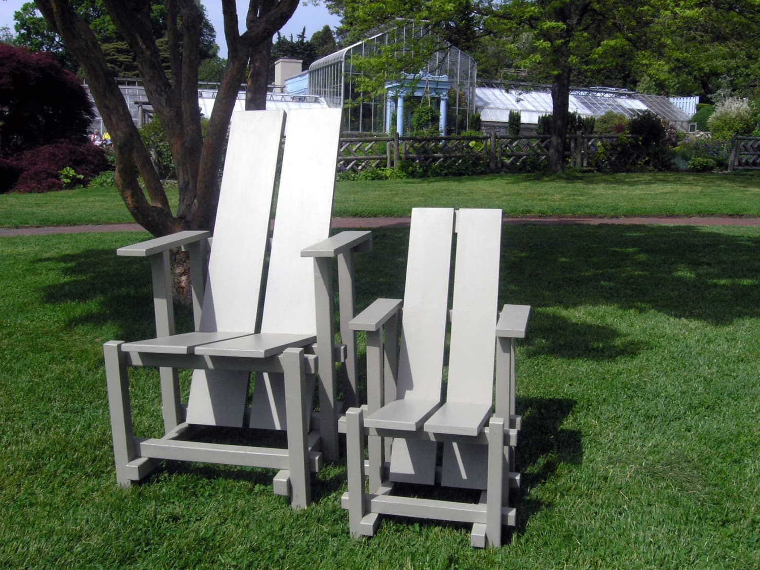 The Perfect Garden Chair (and You Can Build It Yourself!)