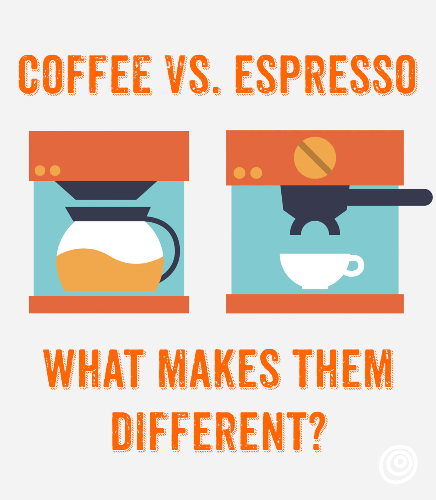 What Makes Espresso Different from Brewed Coffee?