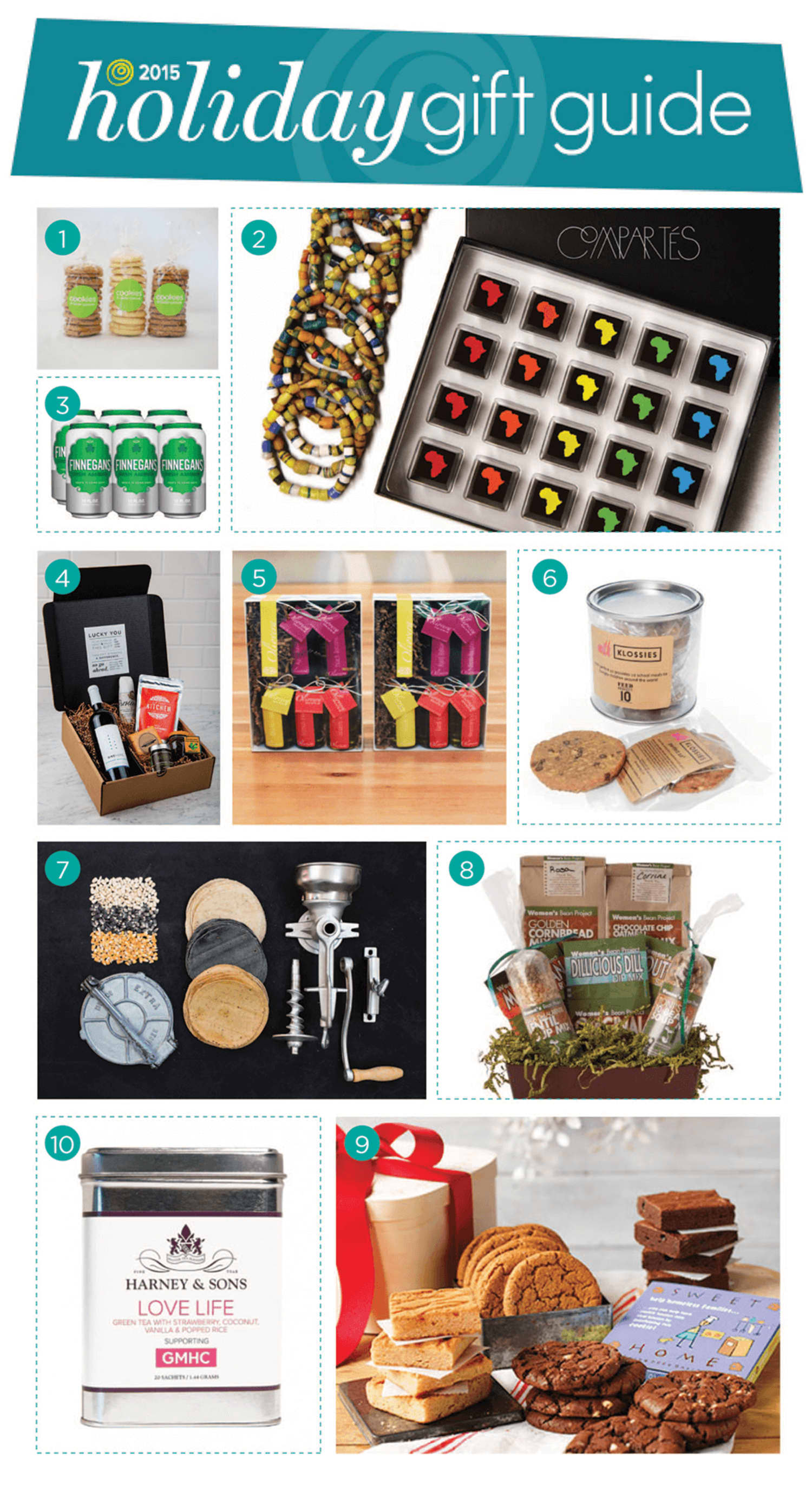 10 Generous Food Gifts That Give Back