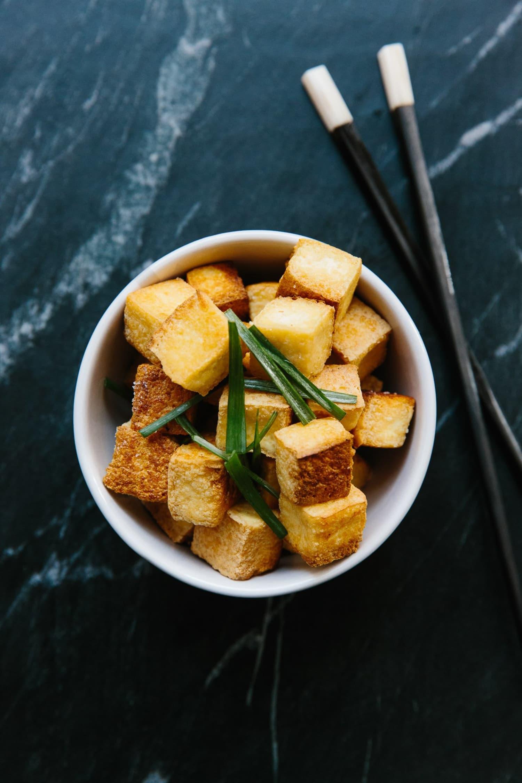 How To Stir-Fry Tofu
