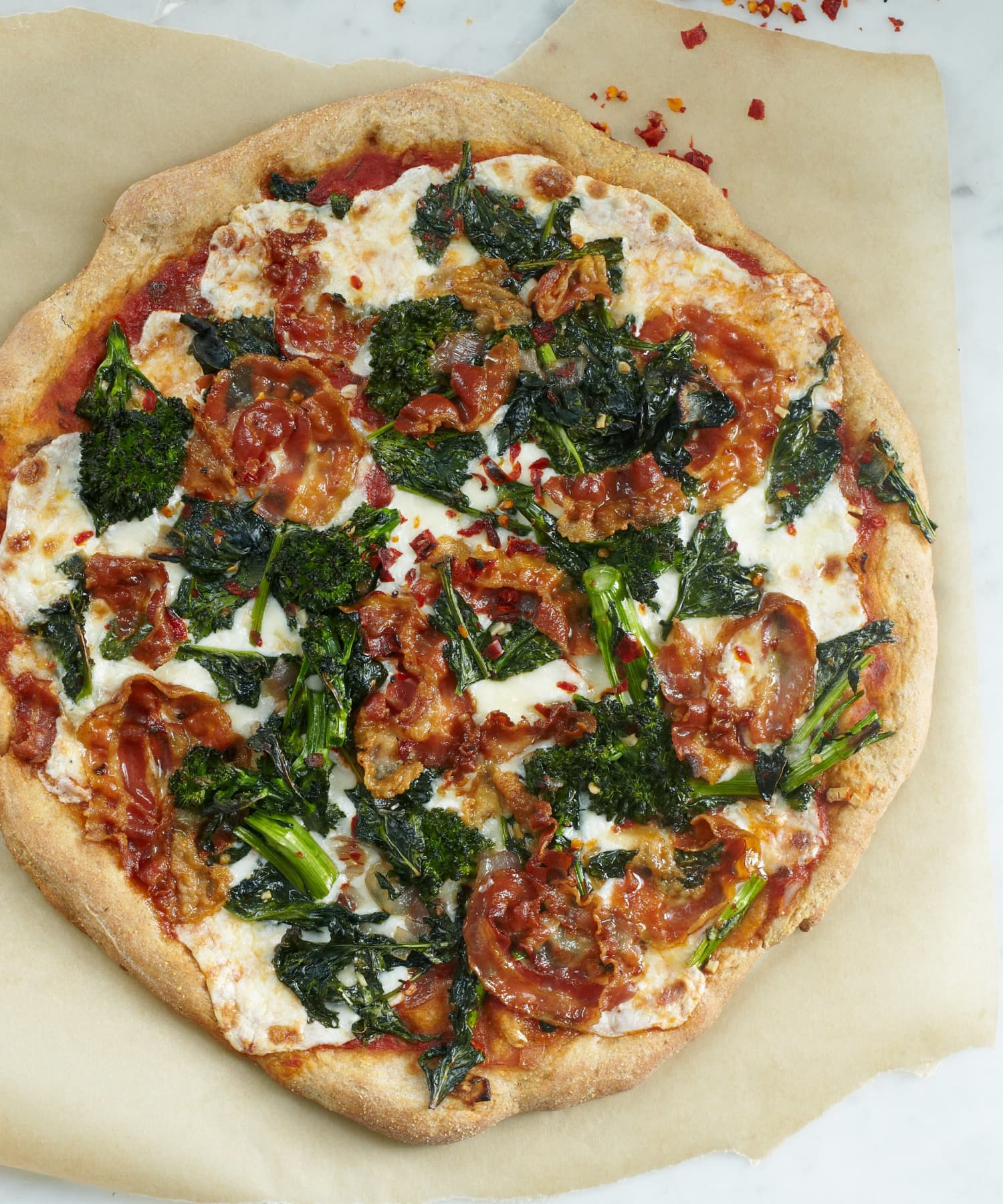 Recipe: The Tastiest Whole-Grain Pizza Crust