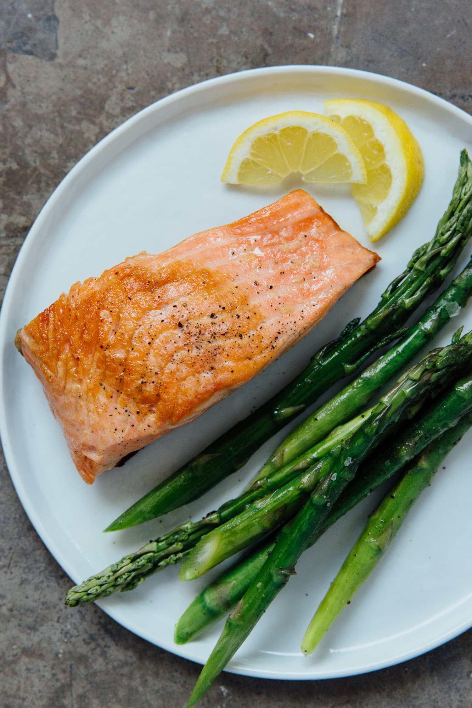 How To Cook Perfect Salmon Fillets